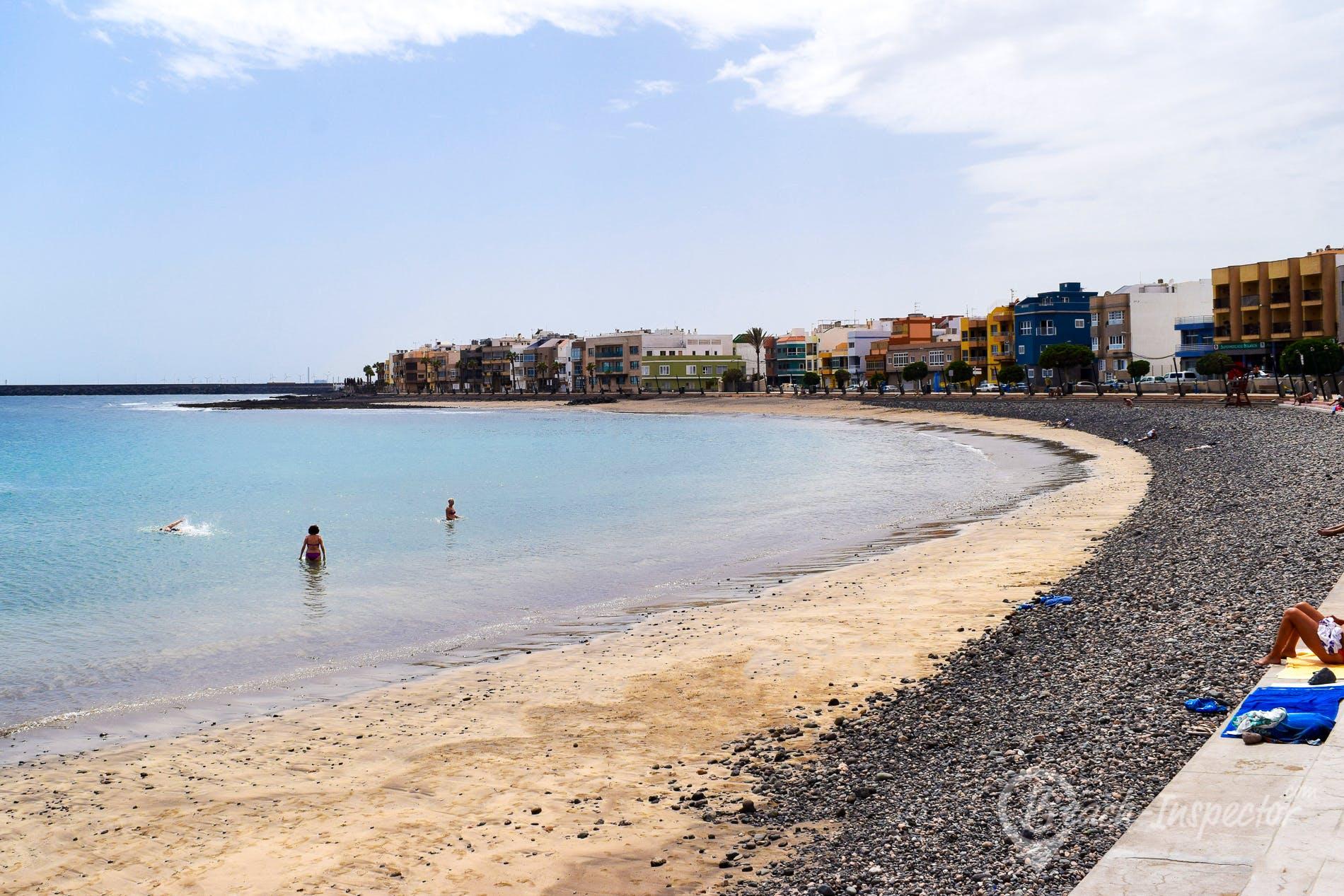 Playa Playa de Arinaga, Gran Canaria, España