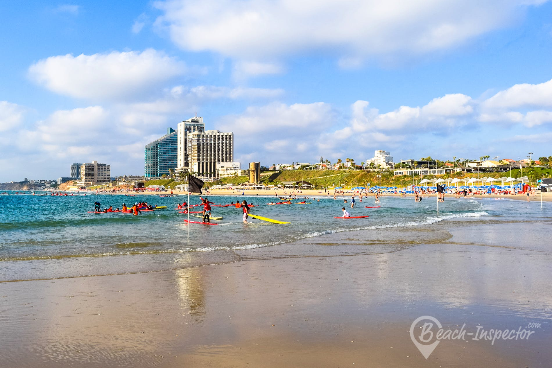 Strand Acadia Beach, Israel, Israel