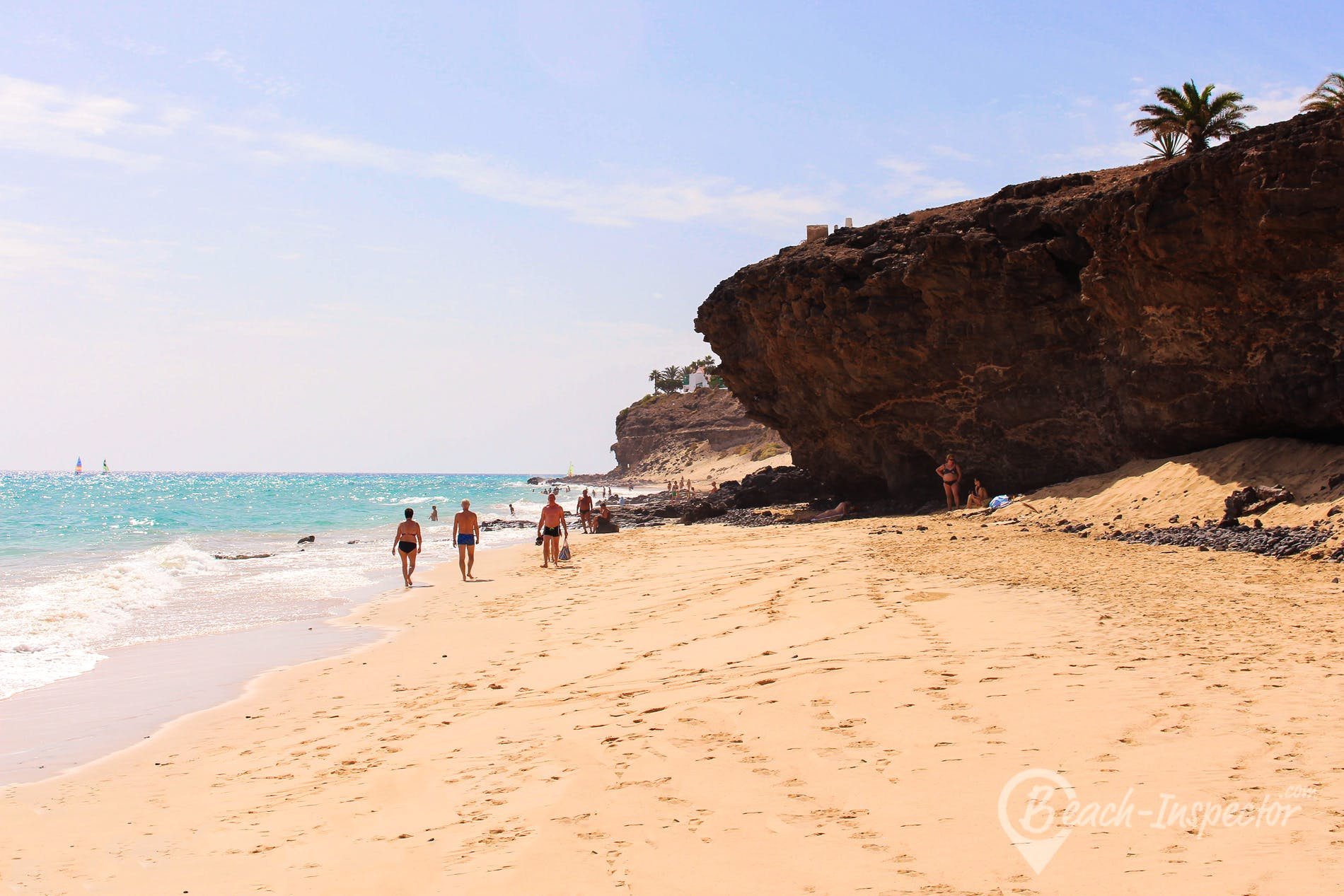 Playa Butihondo, Fuerteventura, España