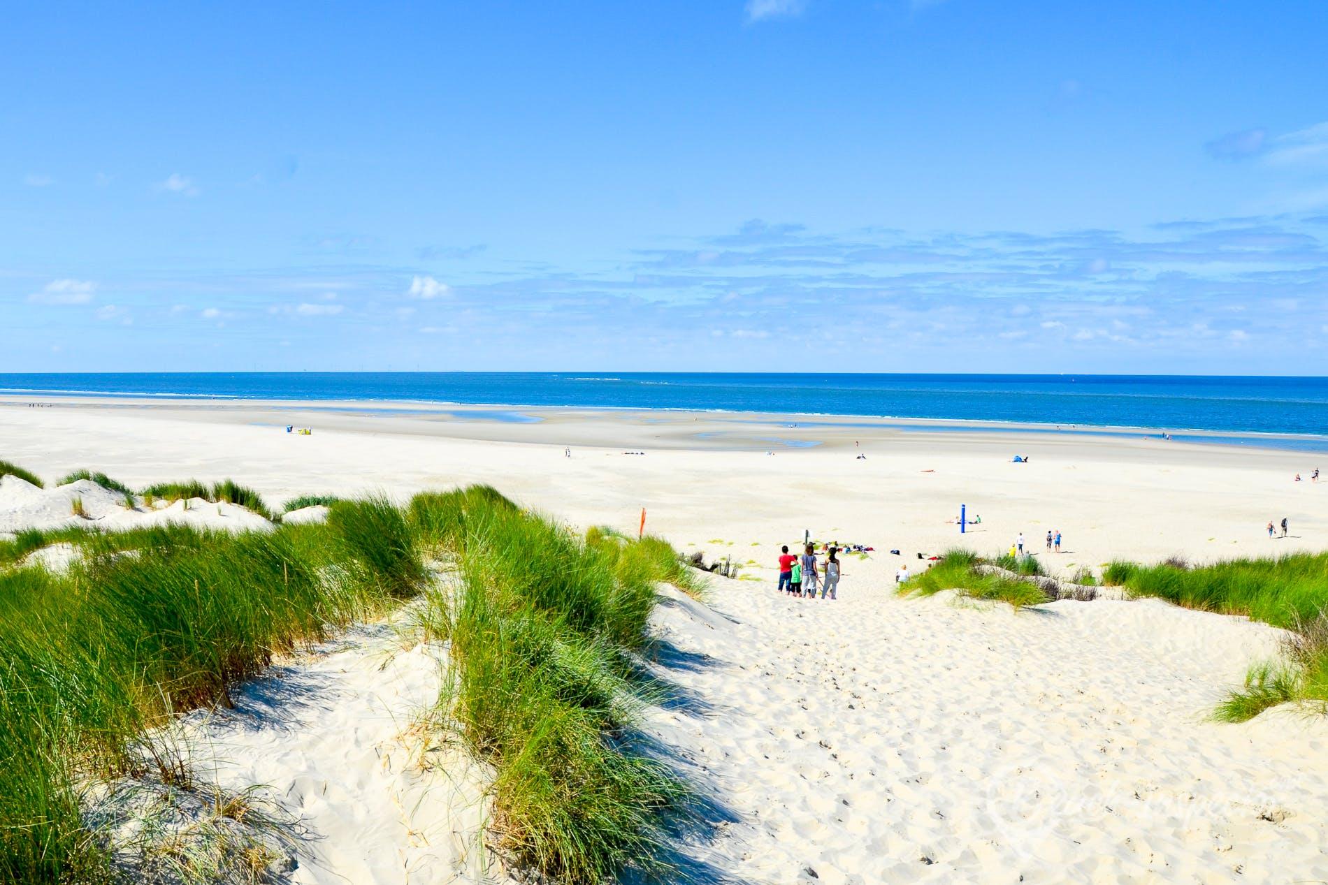 Playa Borkum Ostbad, Borkum, Alemania