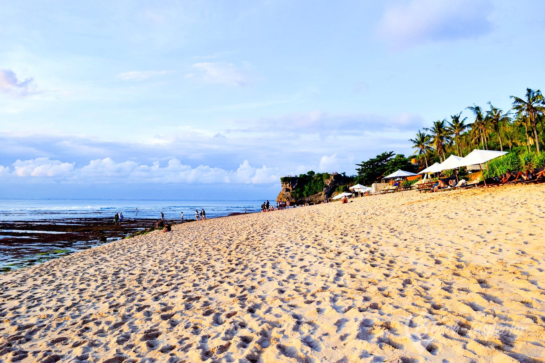 Playa Balangan Beach, Bali, Indonesia