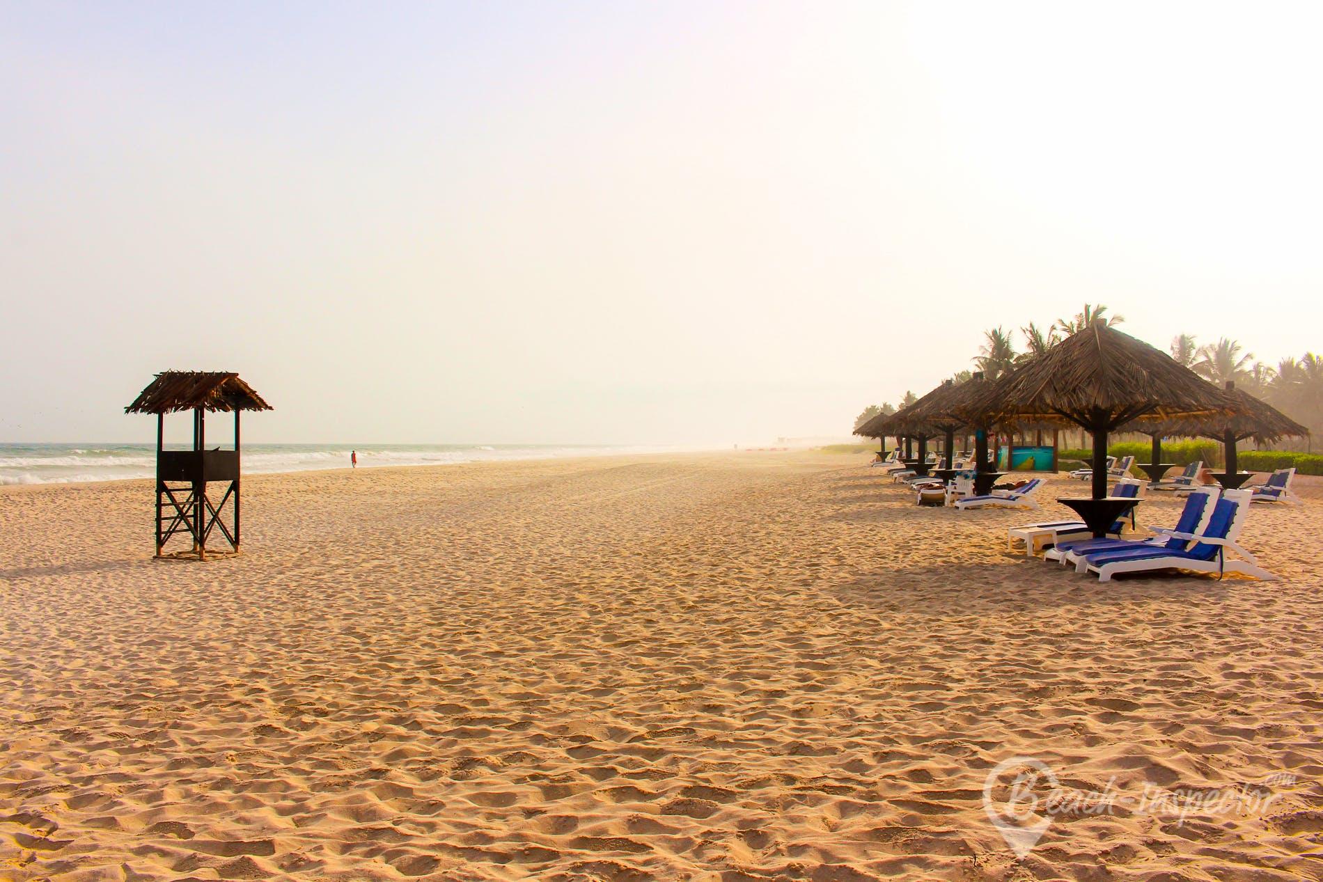 Beach Salalah Beach, Oman, Oman
