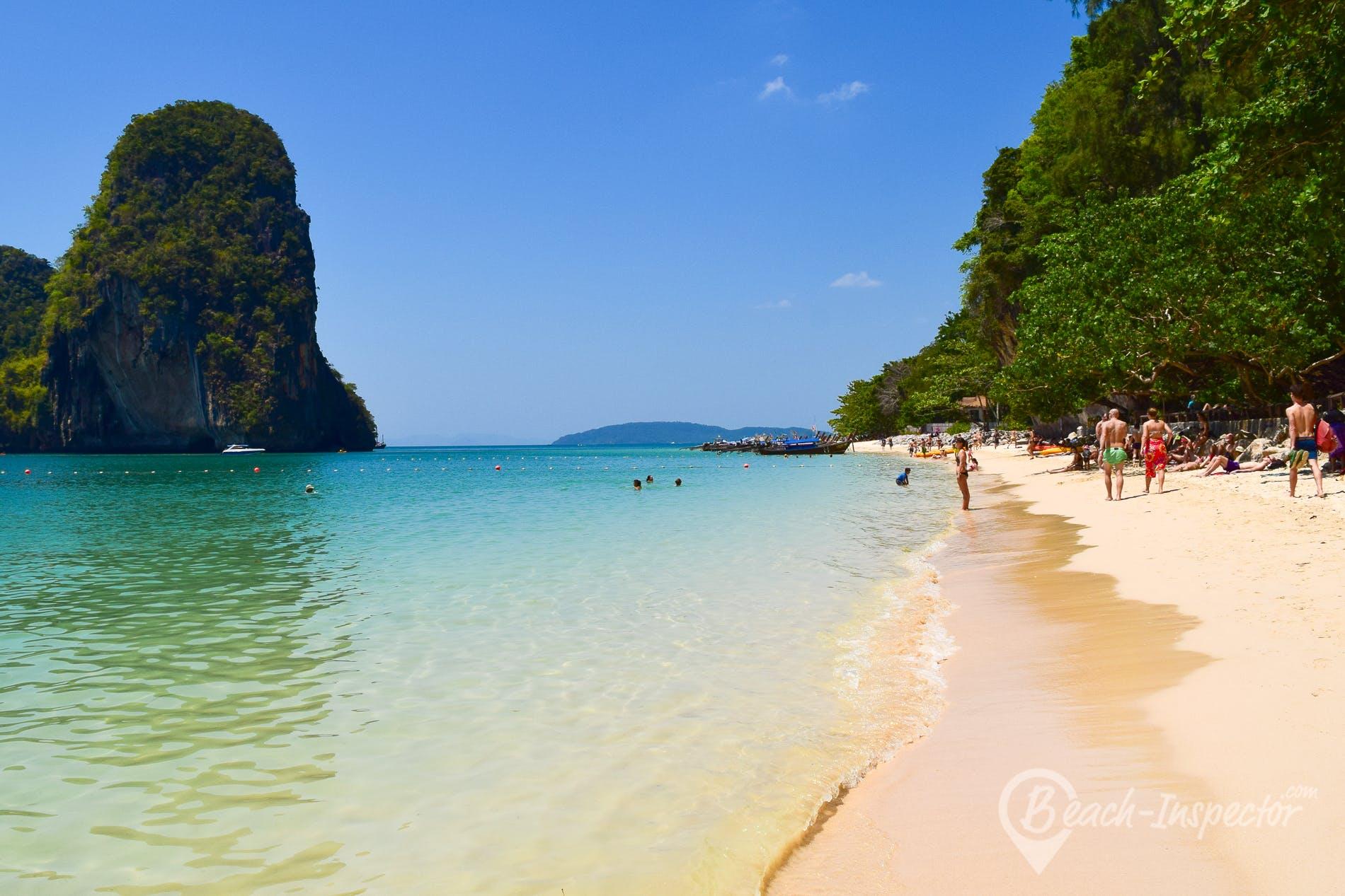 Playa Phra Nang Beach, Tailandia, Tailandia