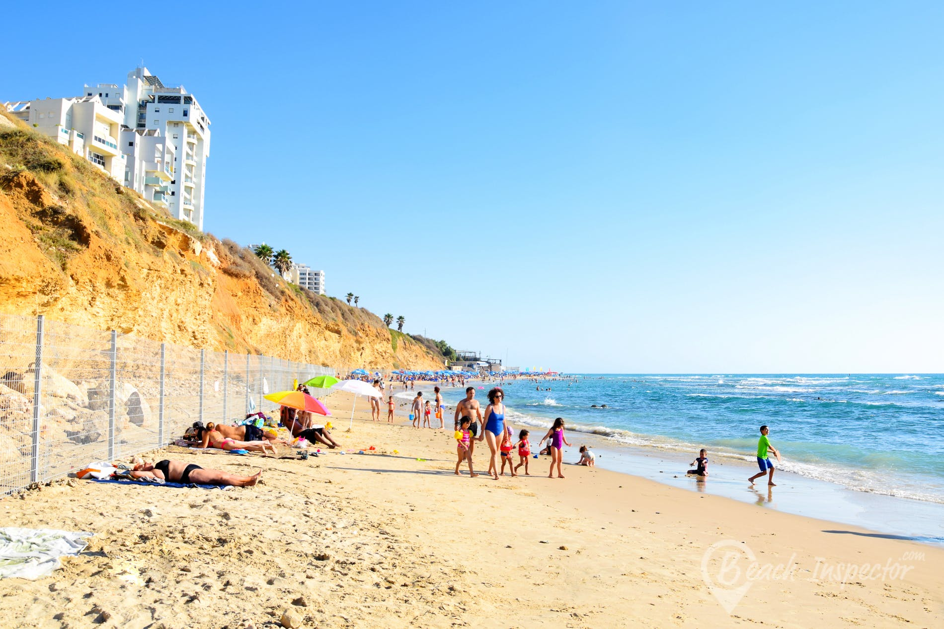 Playa Givat Aliyah Beach, Israel, Israel