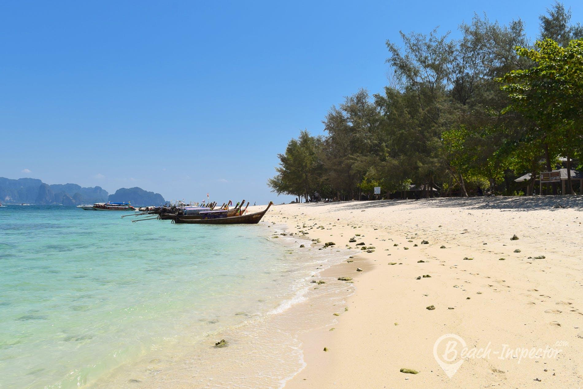Strand Koh Poda Beach, Thailand, Thailand