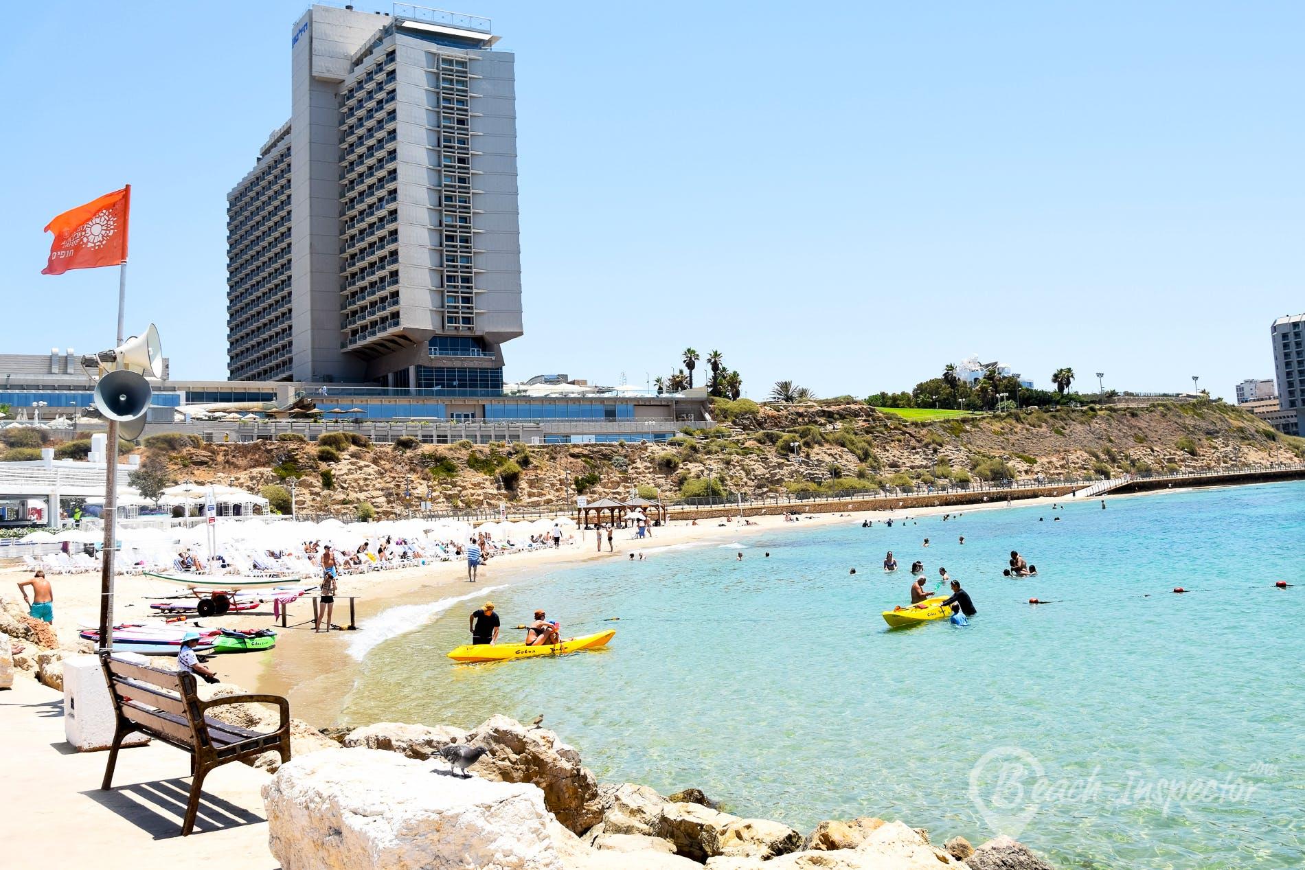 Playa Hilton Beach, Israel, Israel