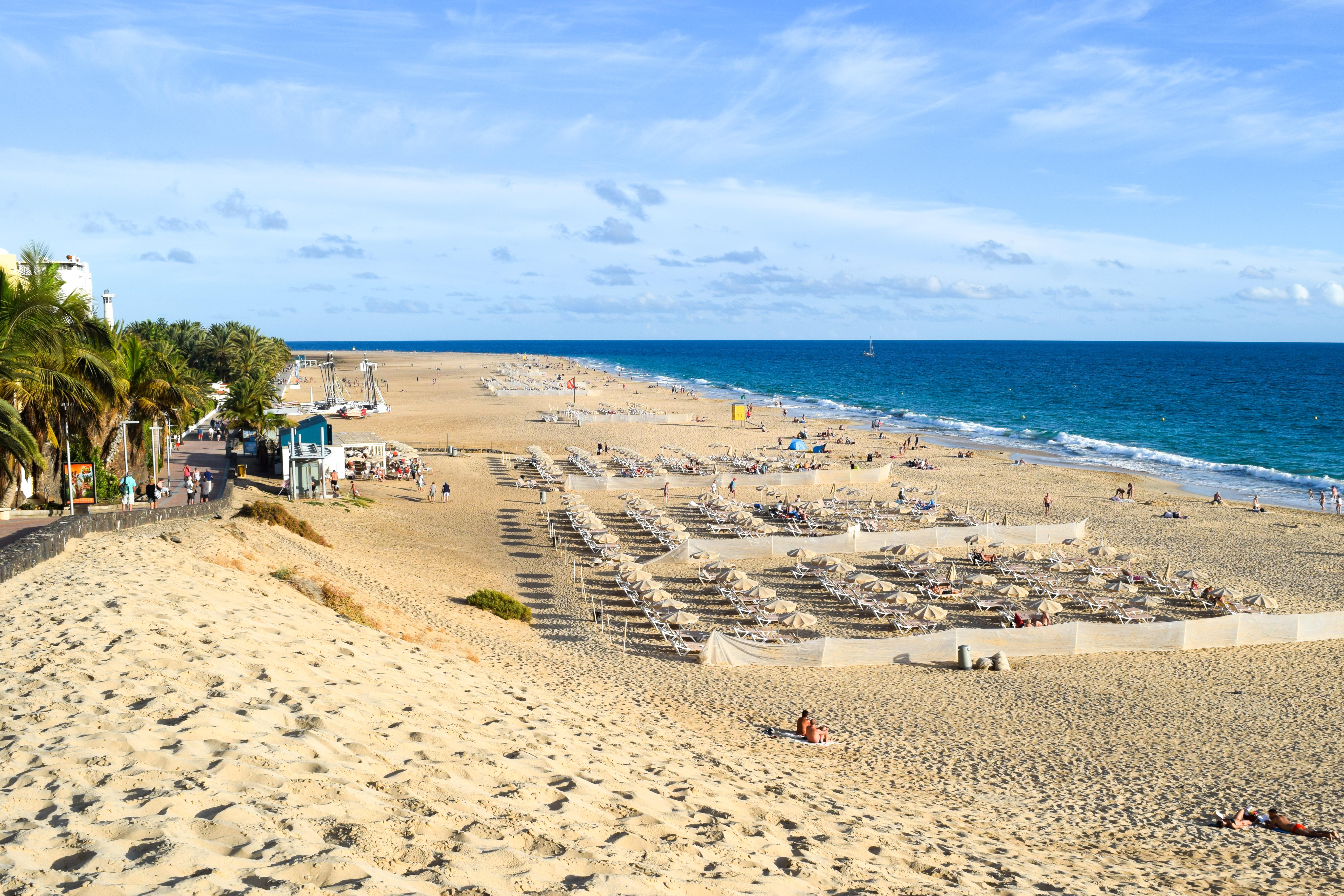 Playa del Matorral Fuerteventura Pictures videos insider tips