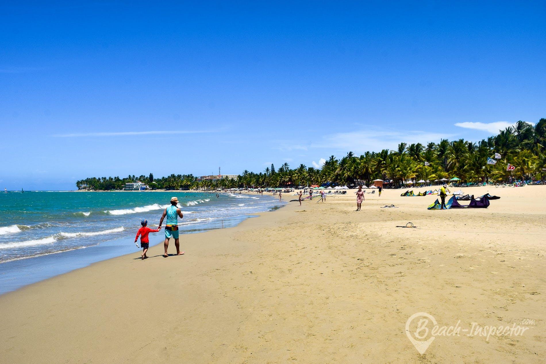 Strand Playa Cabarete, Dominikanische Republik, Dominikanische Republik