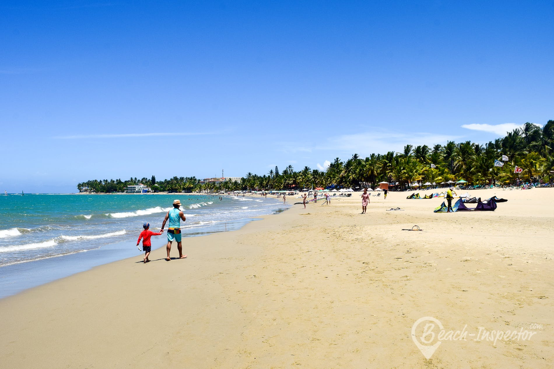 Beach Playa Cabarete, Dominican Republic, Dominican Republic