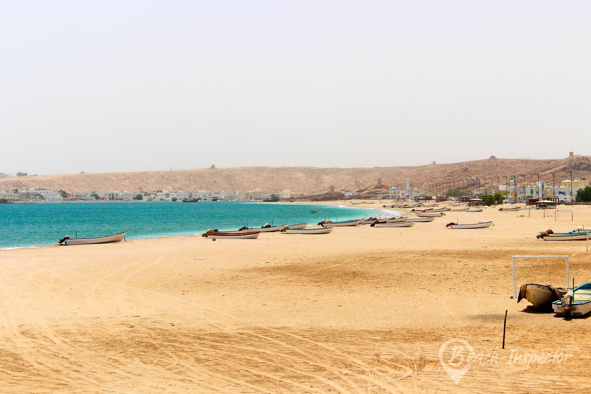 Playa Sur Beach, Omán, Omán