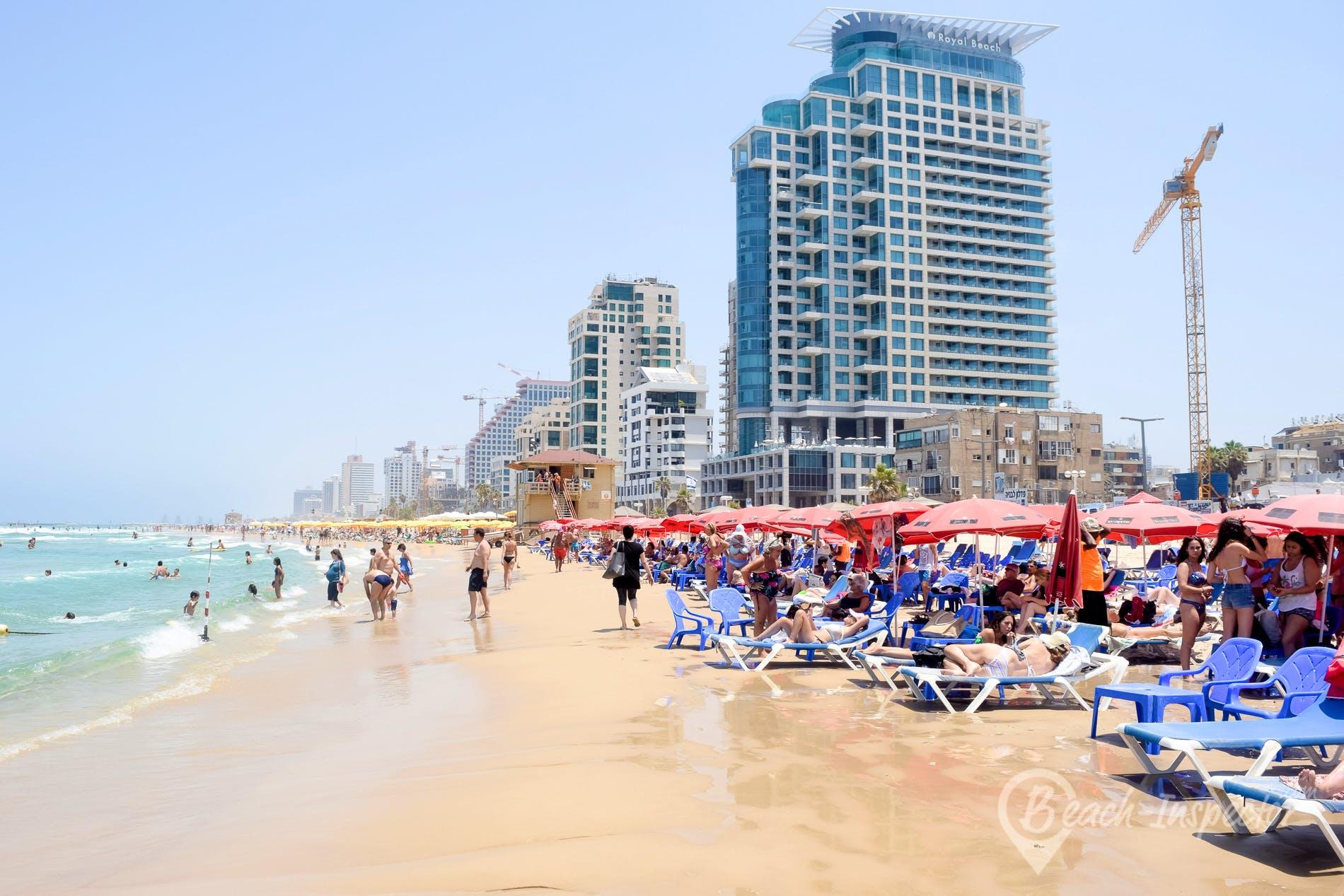 Playa Dolphinarium Beach, Israel, Israel