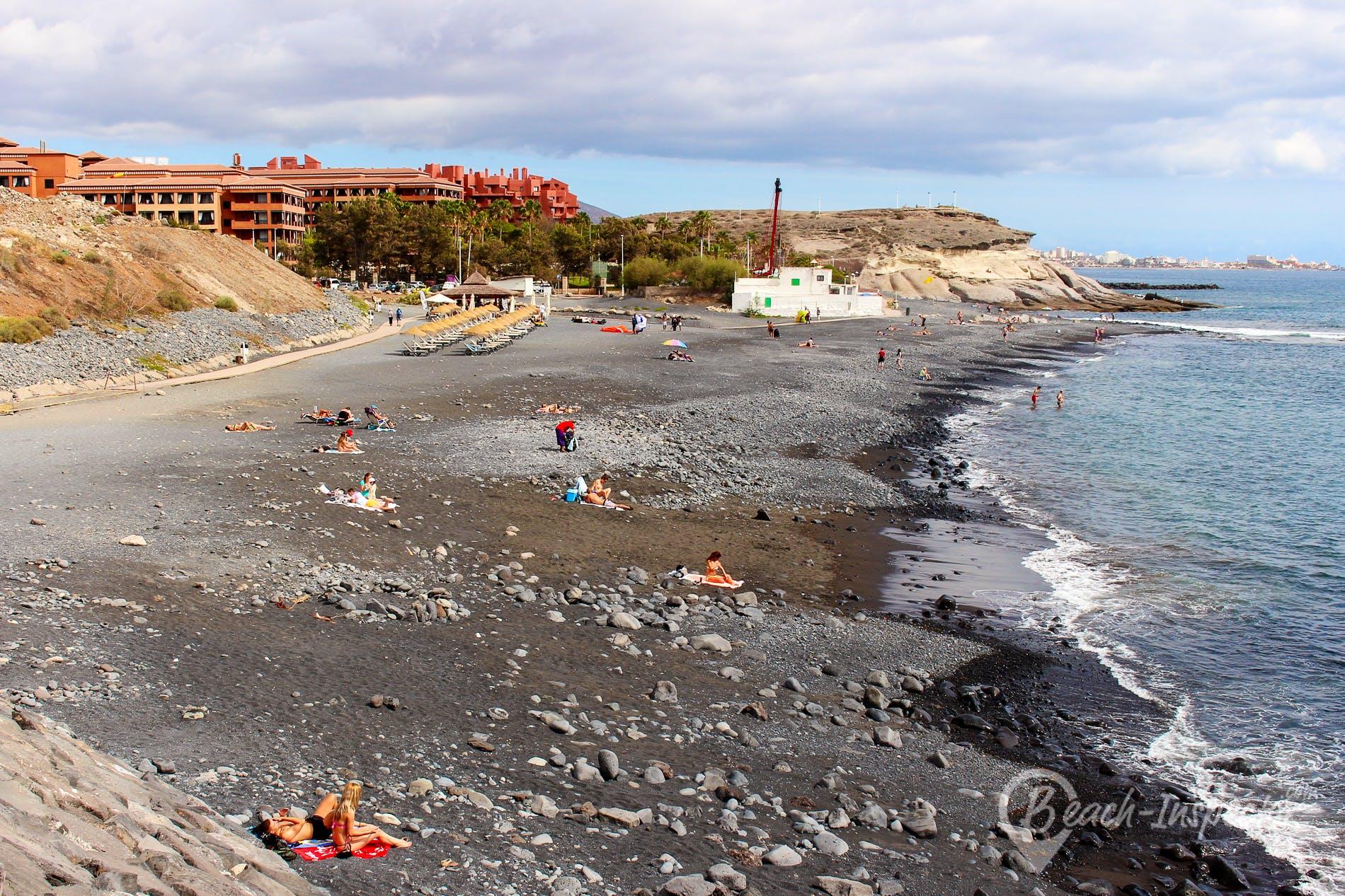 Playa Playa de la Enramada, Tenerife, España
