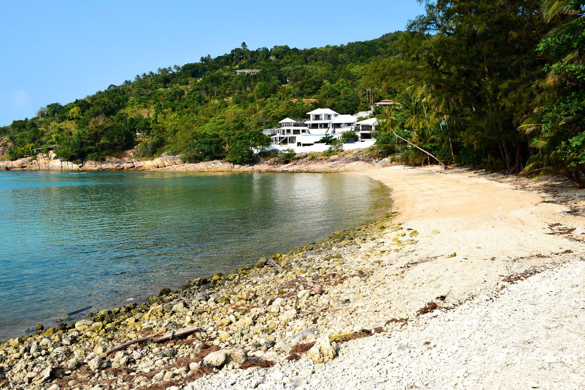Beach Thong Lang Beach, Koh Phangan, Thailand