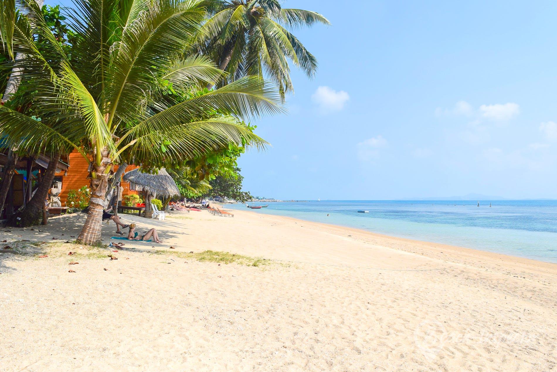 Playa Haad Rin Nai Beach, Koh Phangan, Tailandia