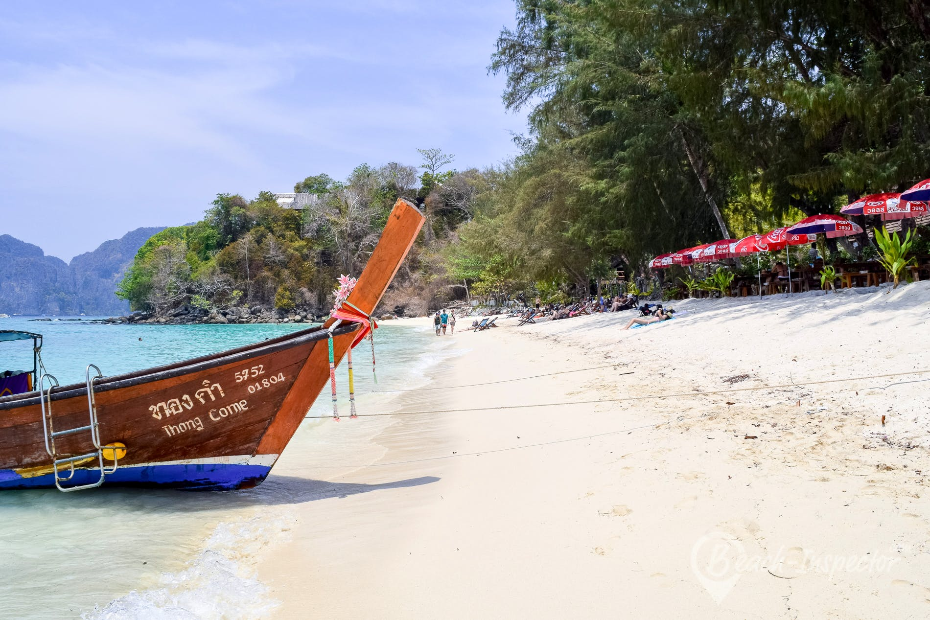 Playa Long Beach, Koh Phi Phi, Tailandia