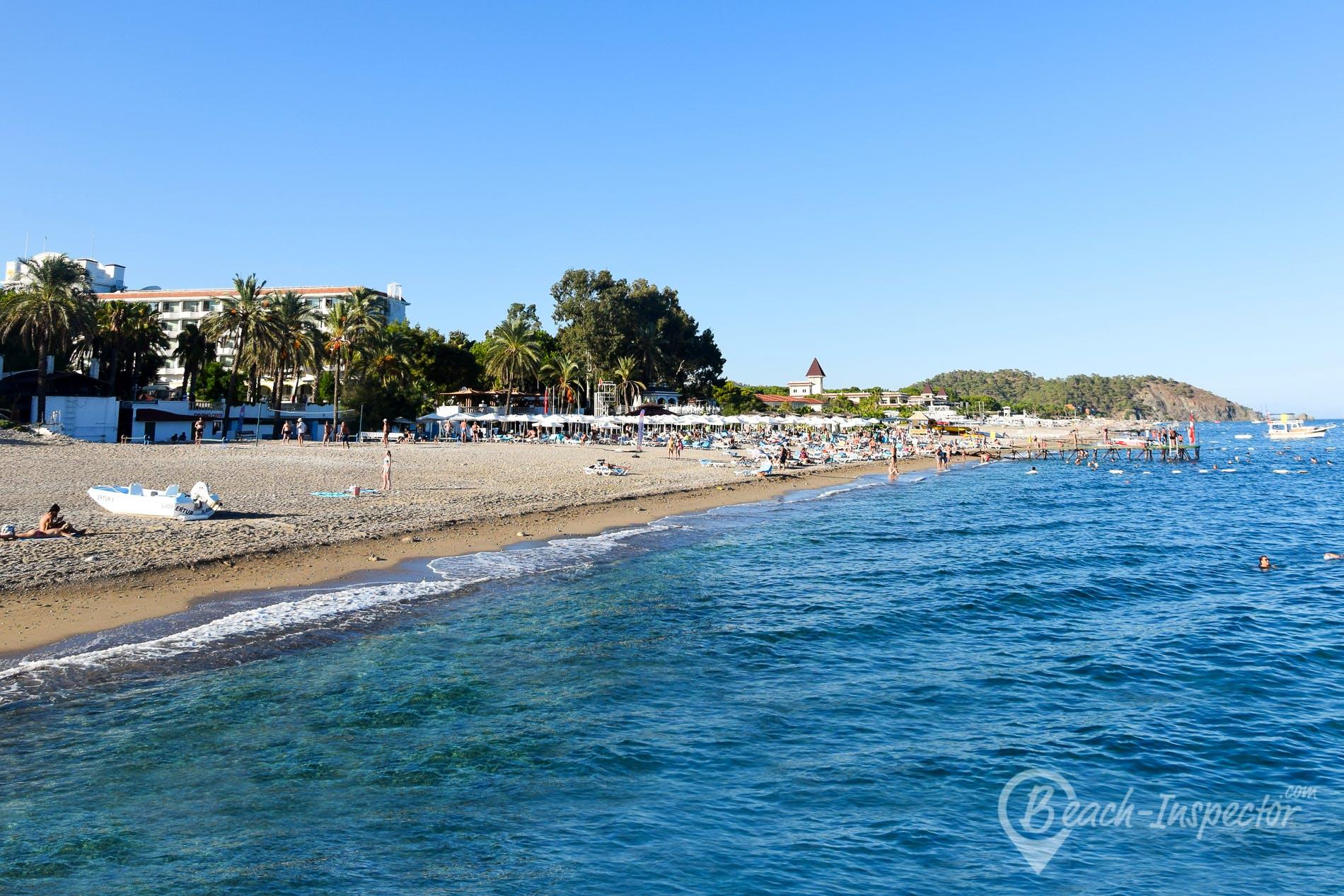 Playa Tekirova Beach, Riviera Turca, Turquía