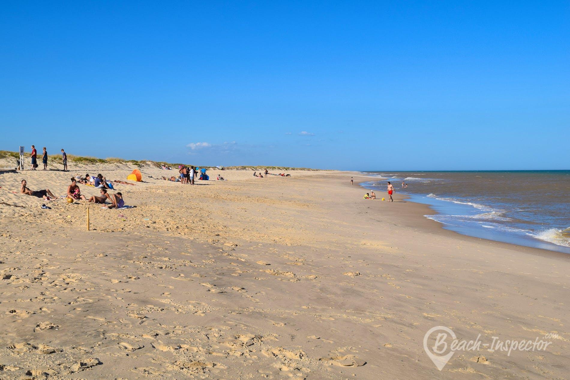Strand Praia dos Hangares, Algarve, Portugal
