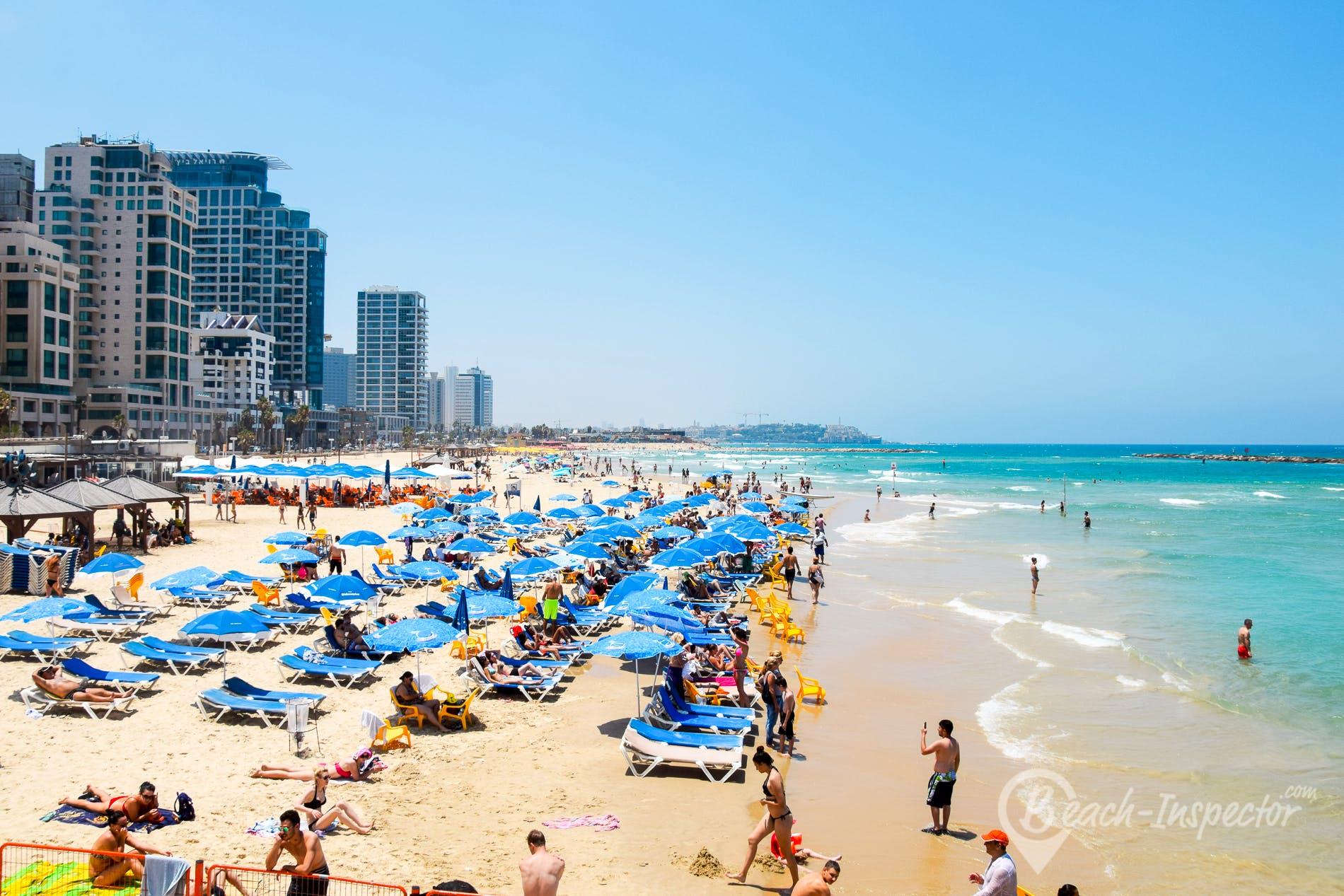 Strand Jerusalem Beach, Israel, Israel