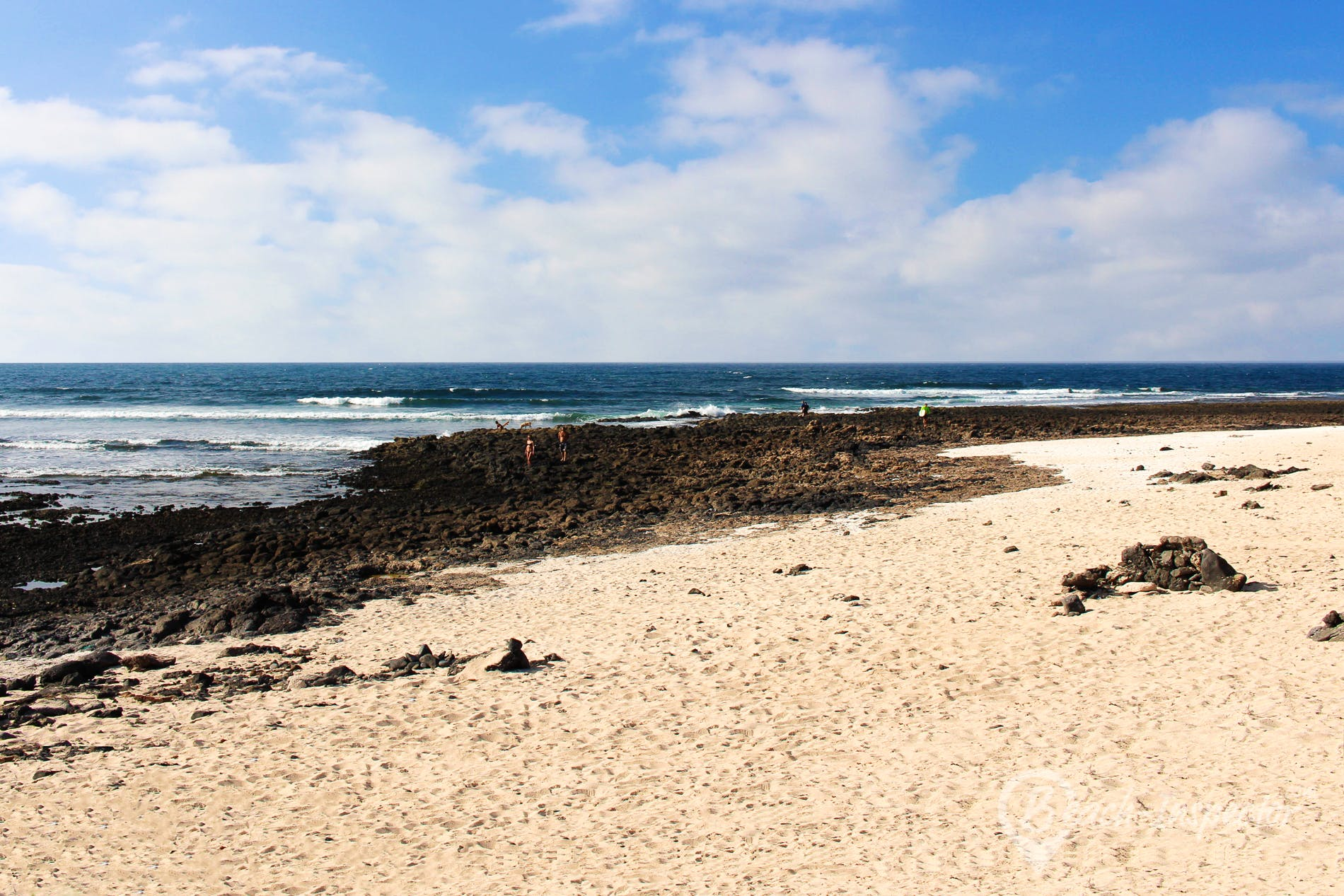 Playa El Hierro, Fuerteventura, España