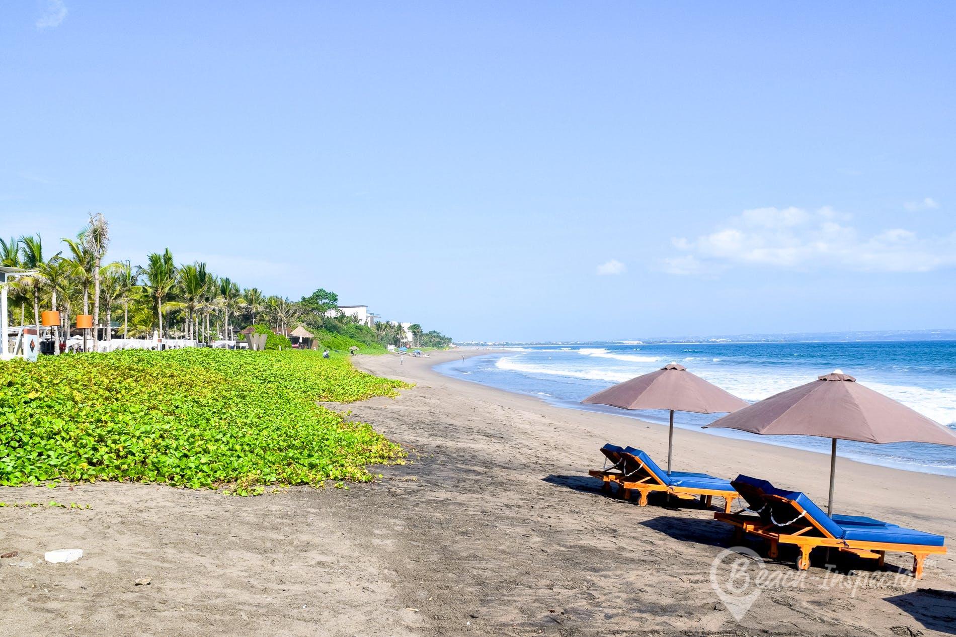 Playa Batu Belig Beach, Bali, Indonesia