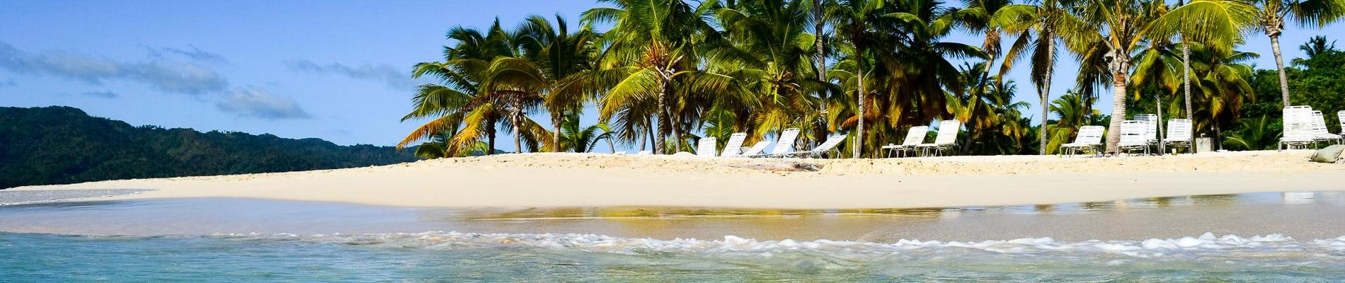 Bacardi Insel Dom Rep Karte.Cayo Levantado Dominikanische Republik Bilder Videos Insidertipps