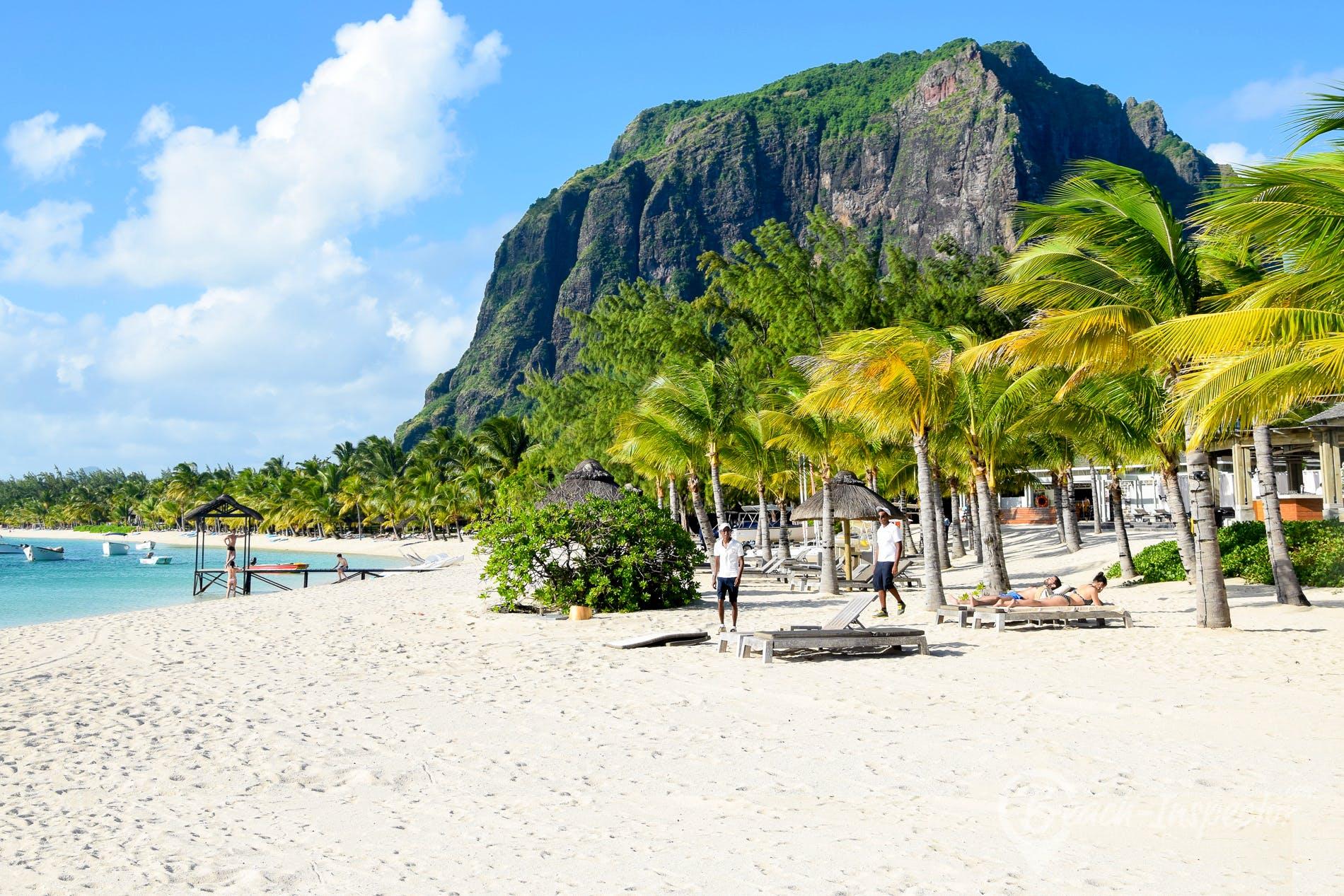 Beach The St. Regis Mauritius Resort Beach, Mauritius,