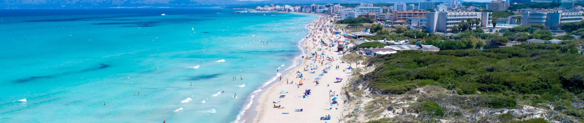 Playa De Muro Karte.Playa De Muro Mallorca Bilder Videos Insidertipps