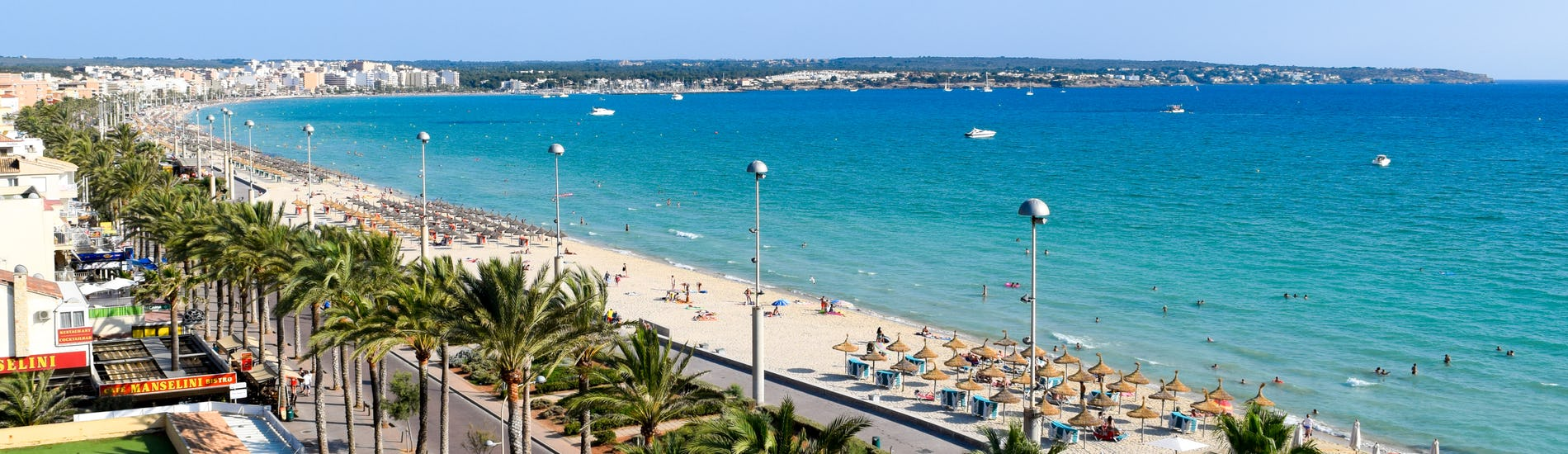 Mallorca Hotel An Der Playa De Palma