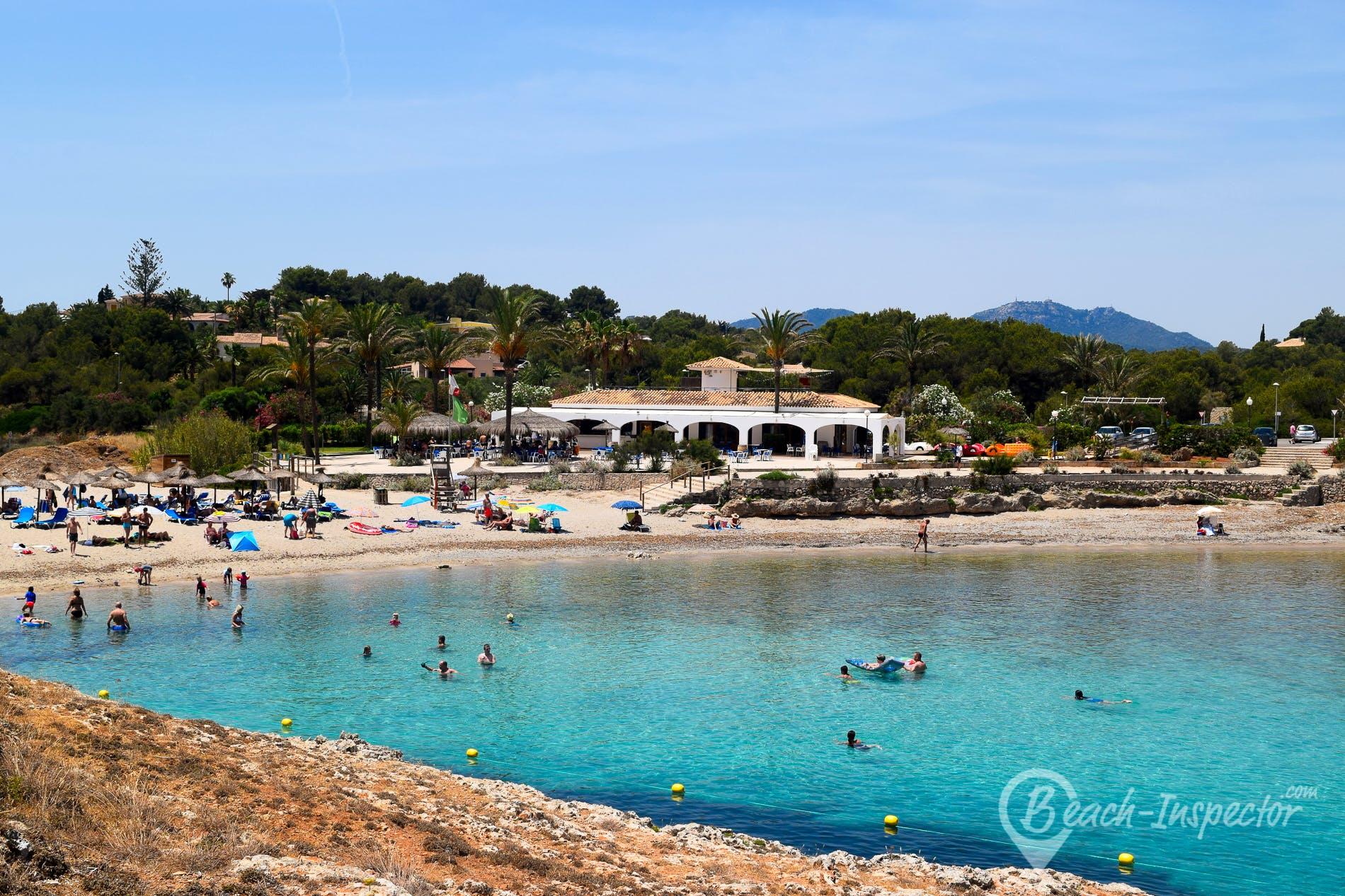 Beach Cala Murada, Majorca, Spain