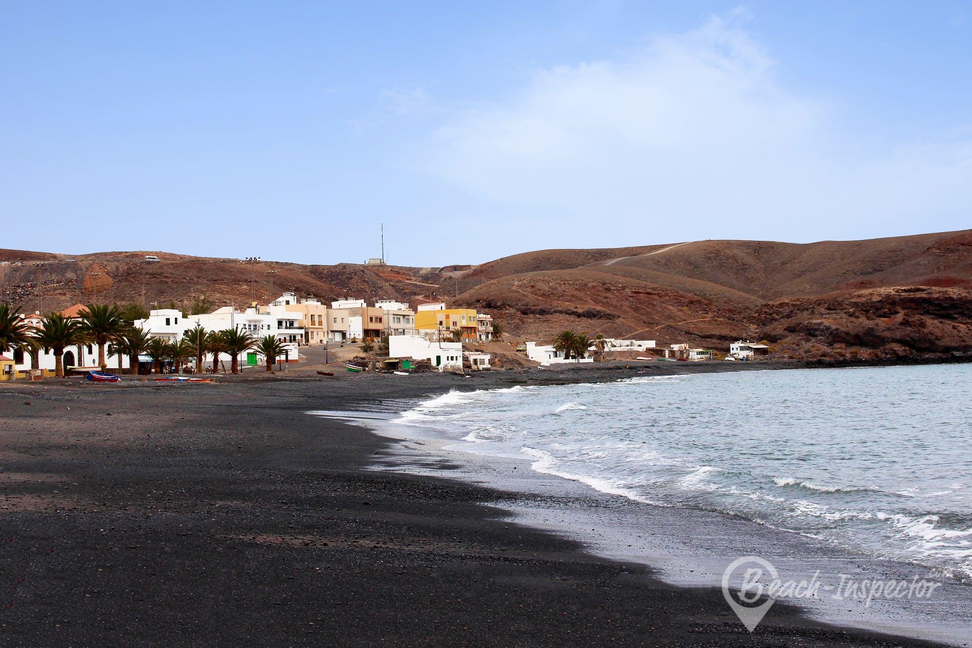 Beach La Lajita, Fuerteventura, Spain