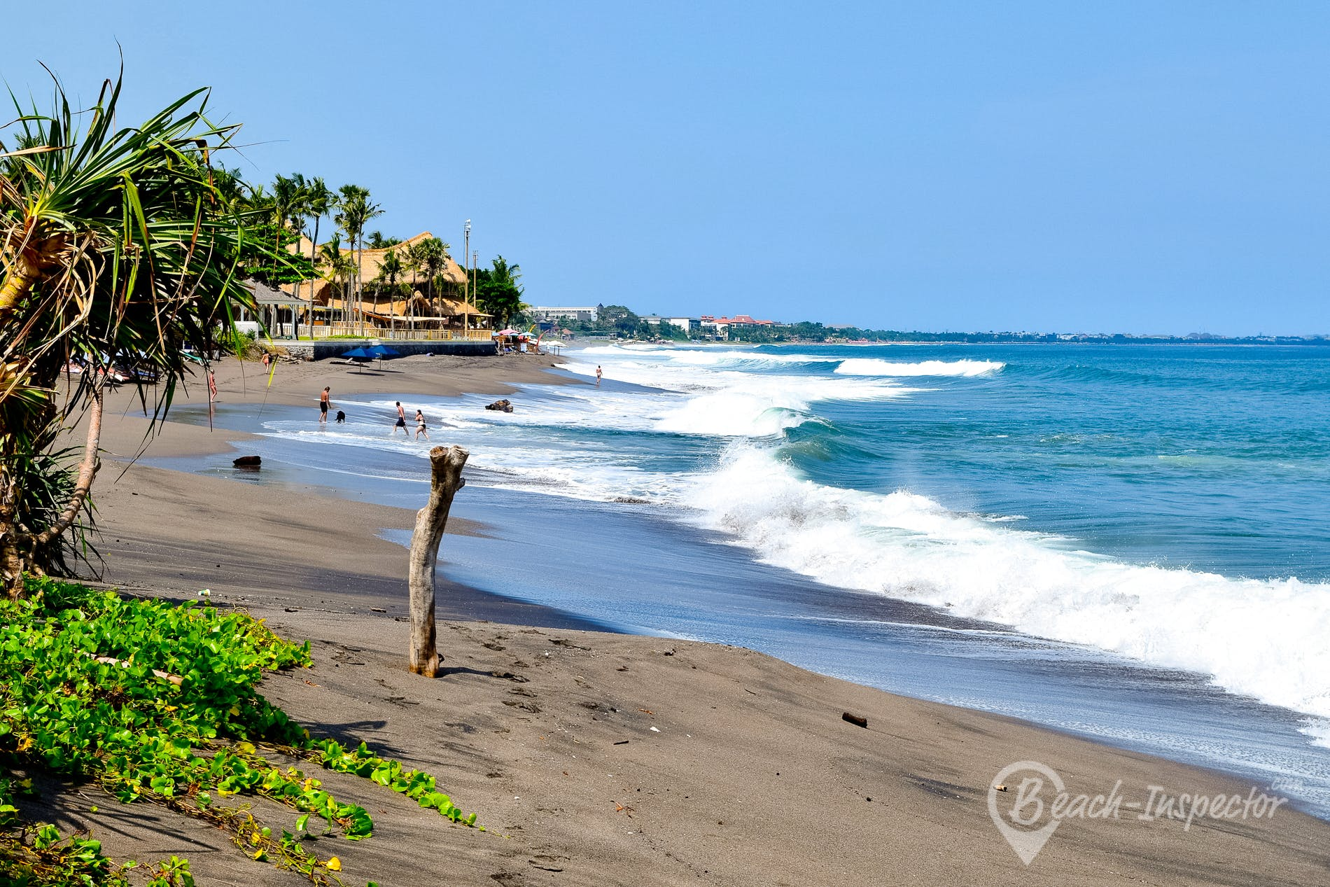 Beach Berawa Beach, Bali, Indonesia