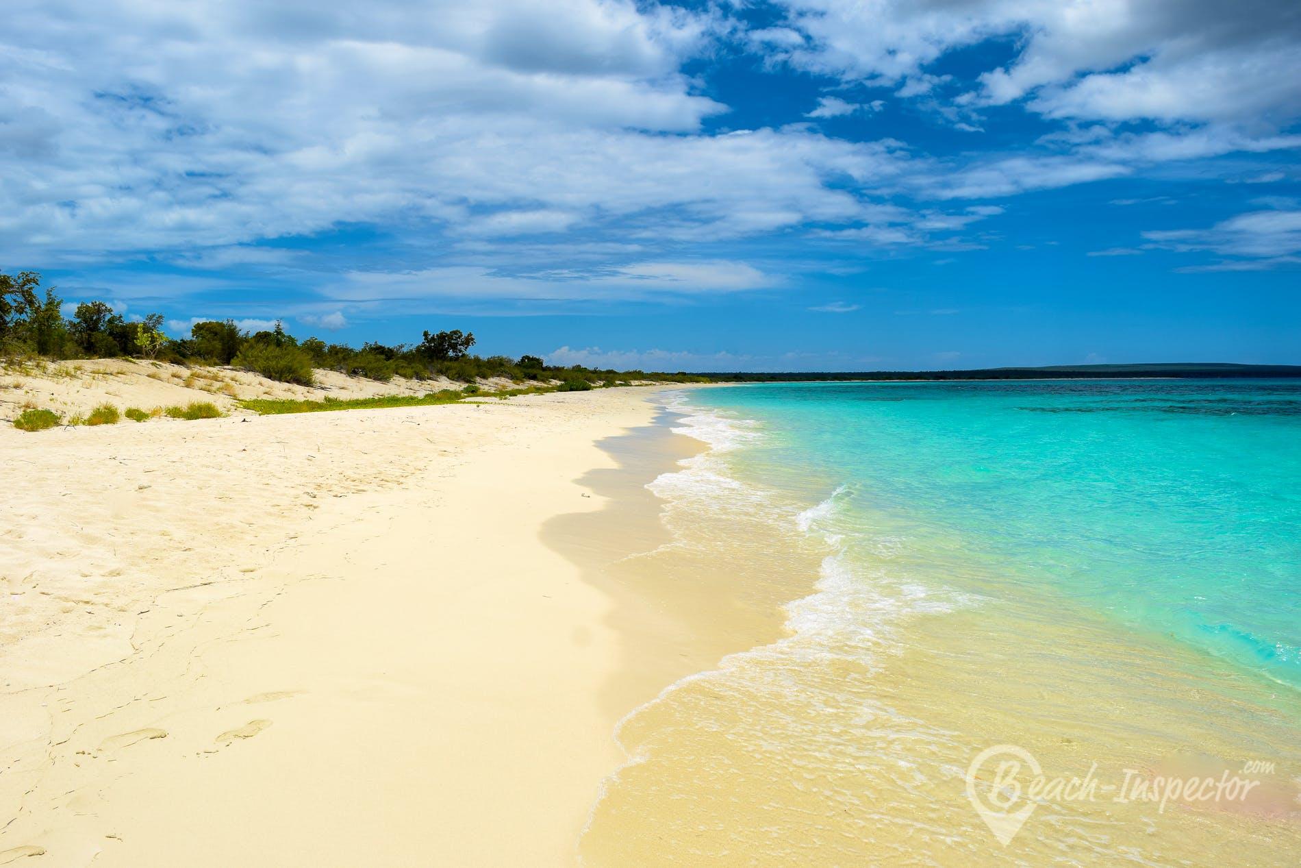 Strand Bahía de las Águilas, Dominikanische Republik, Dominikanische Republik