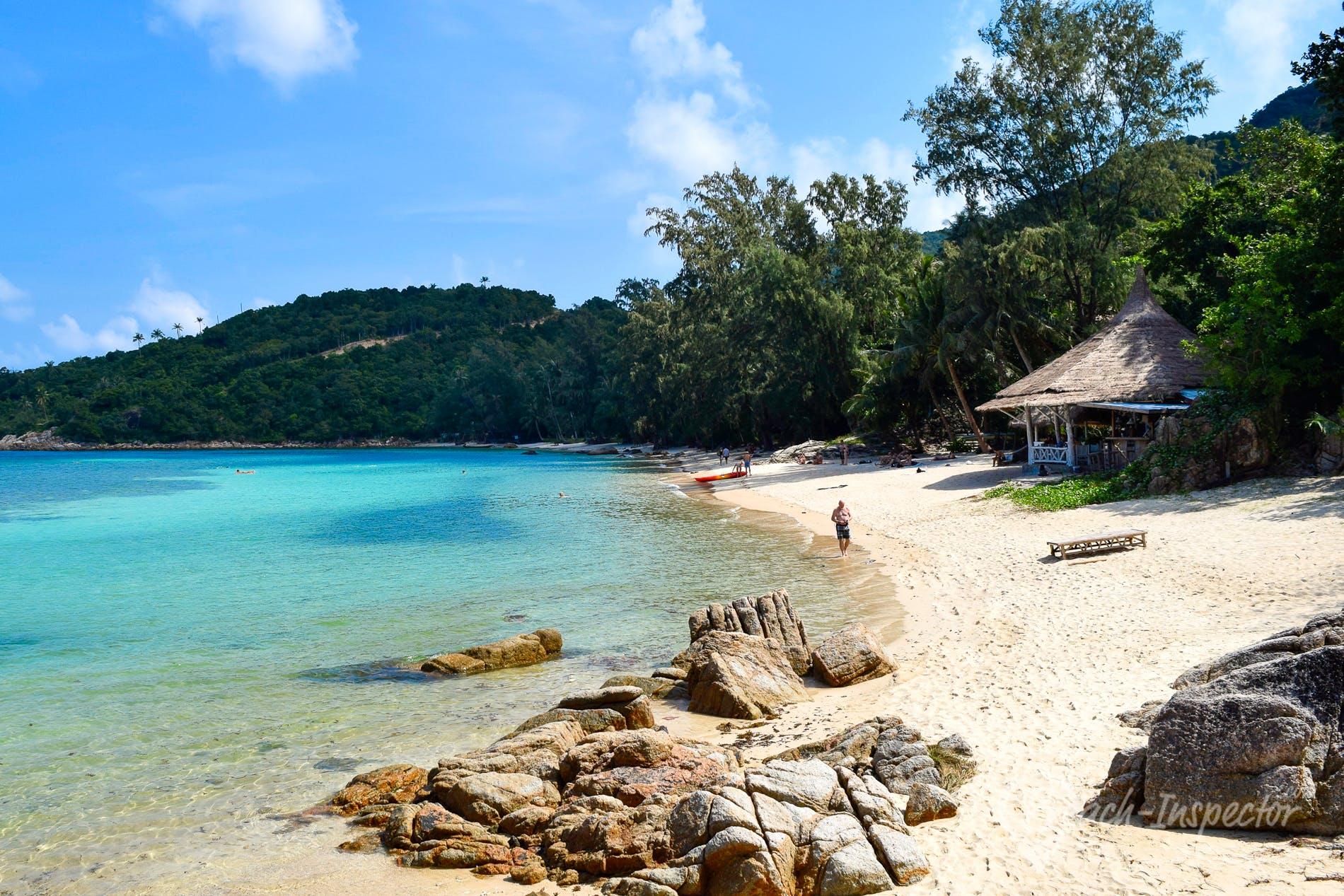 Playa Haad Khom Beach, Koh Phangan, Tailandia