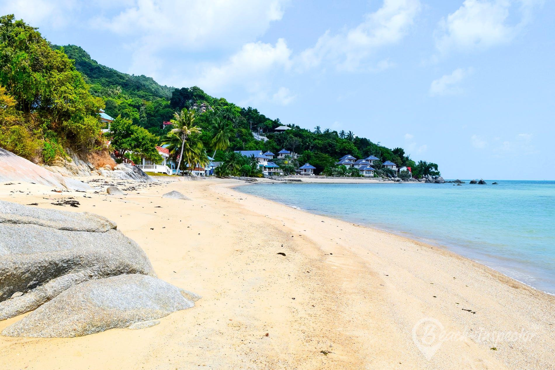 Beach Baan Kai Beach, Koh Phangan, Thailand