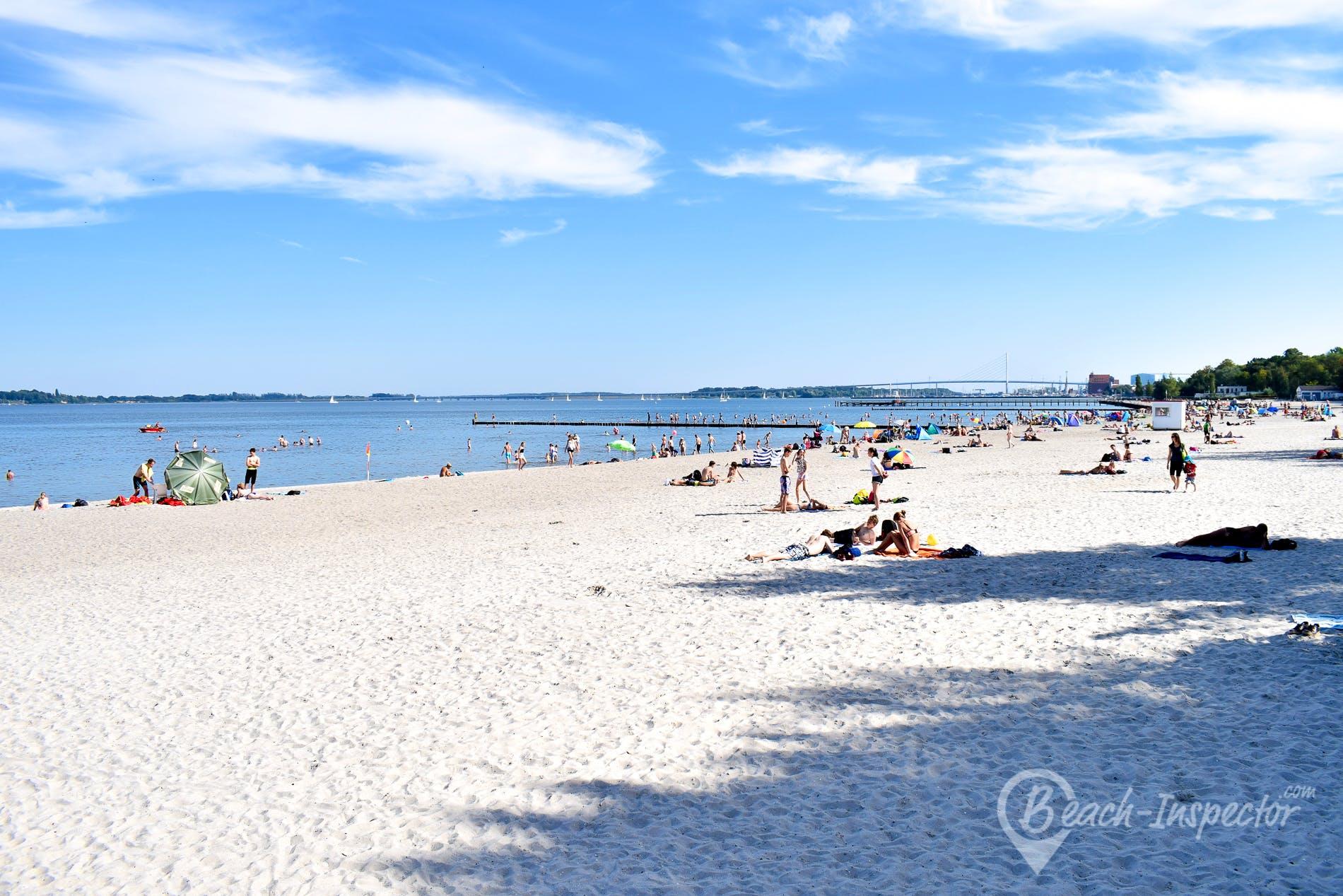 Beach Strandbad Stralsund, Germany, Germany