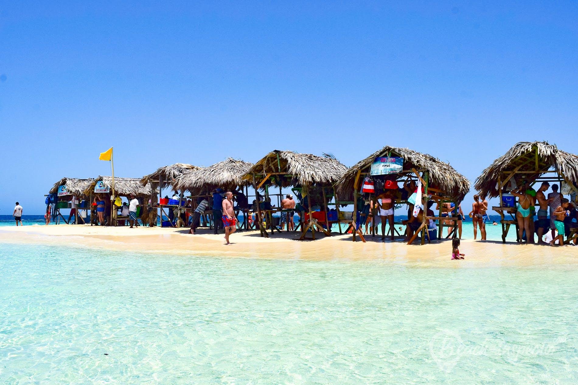Beach Cayo Arena, Dominican Republic, Dominican Republic