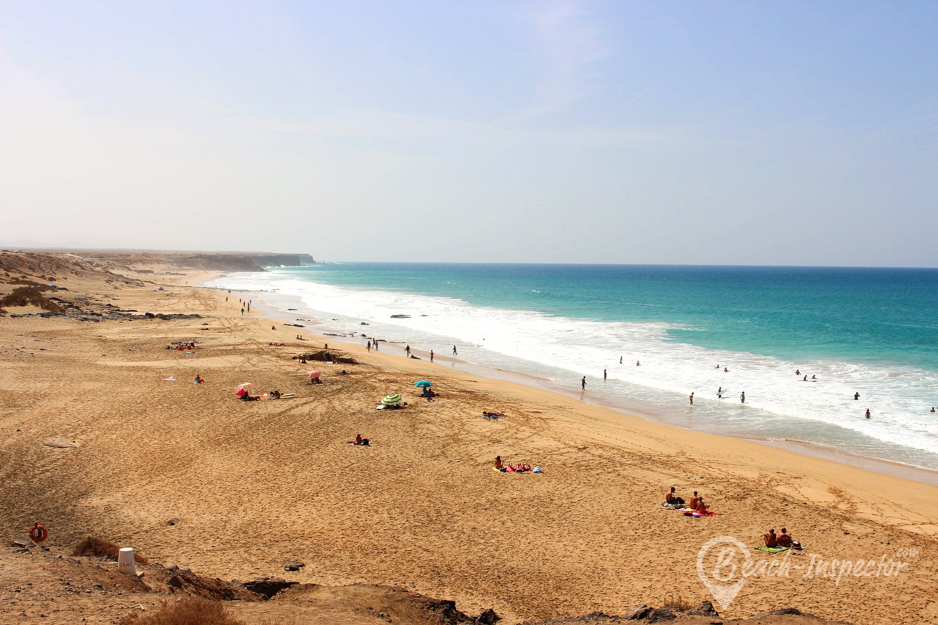 Playa Piedra Playa, Fuerteventura, España