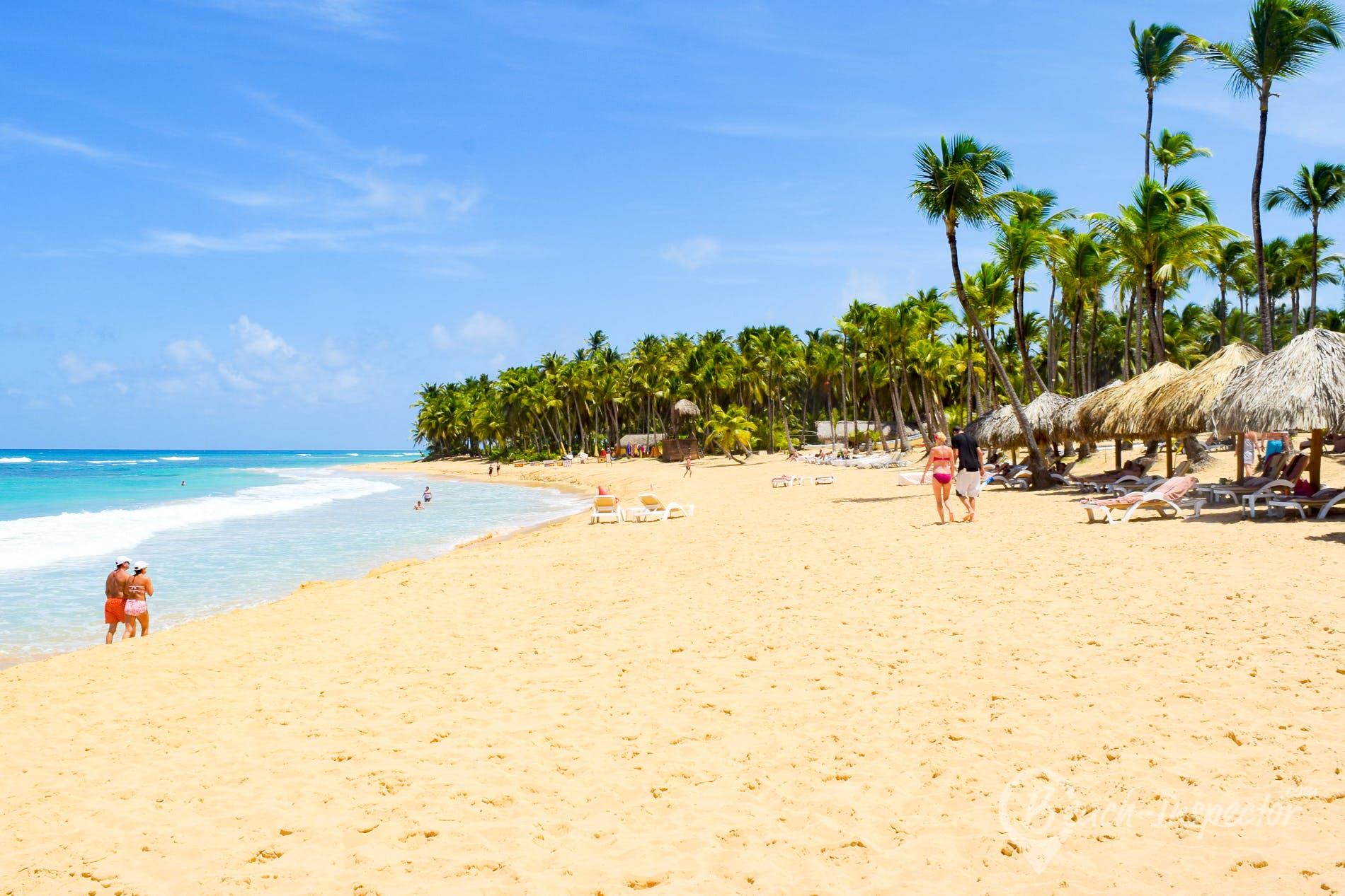 Beach Uvero Alto, Dominican Republic, Dominican Republic