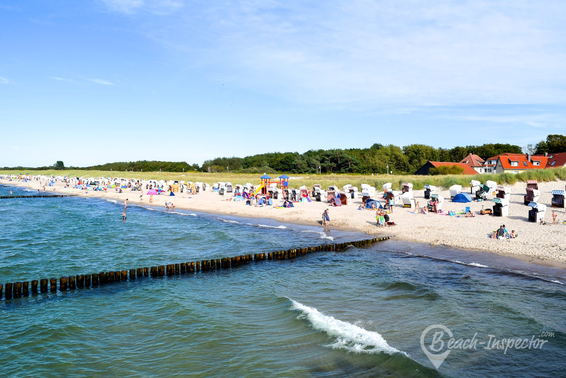 Playa Ostseeheilbad Graal-Müritz, Alemania, Alemania