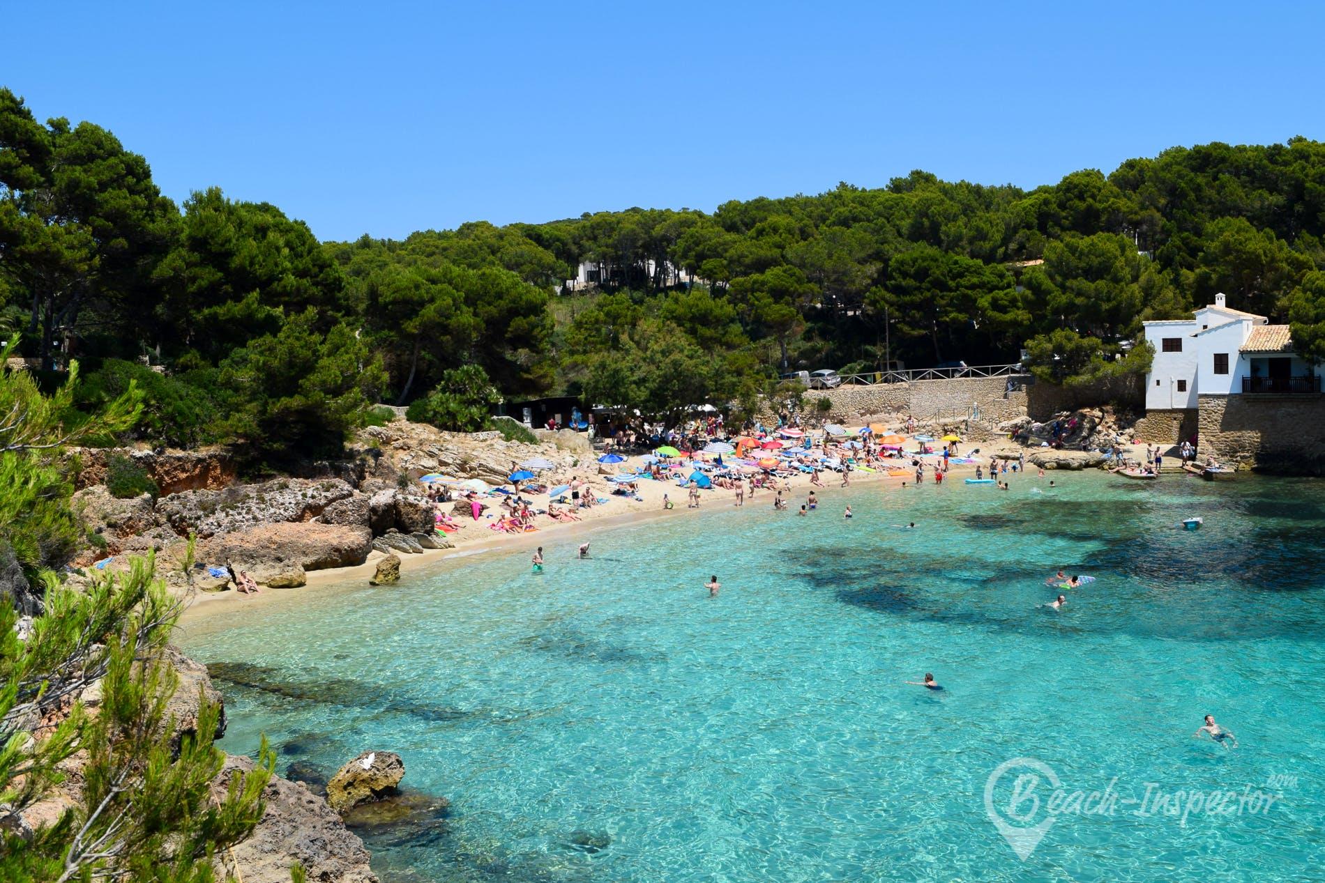 Playa Cala Gat, Mallorca, España