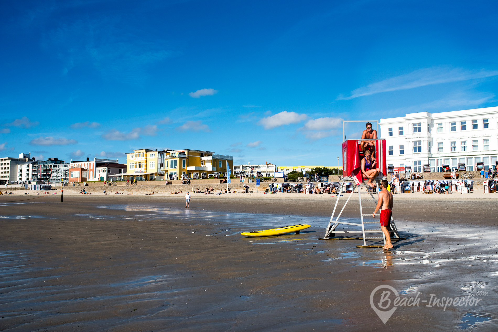 Vakantie op Norderney Wat moet ik weten?