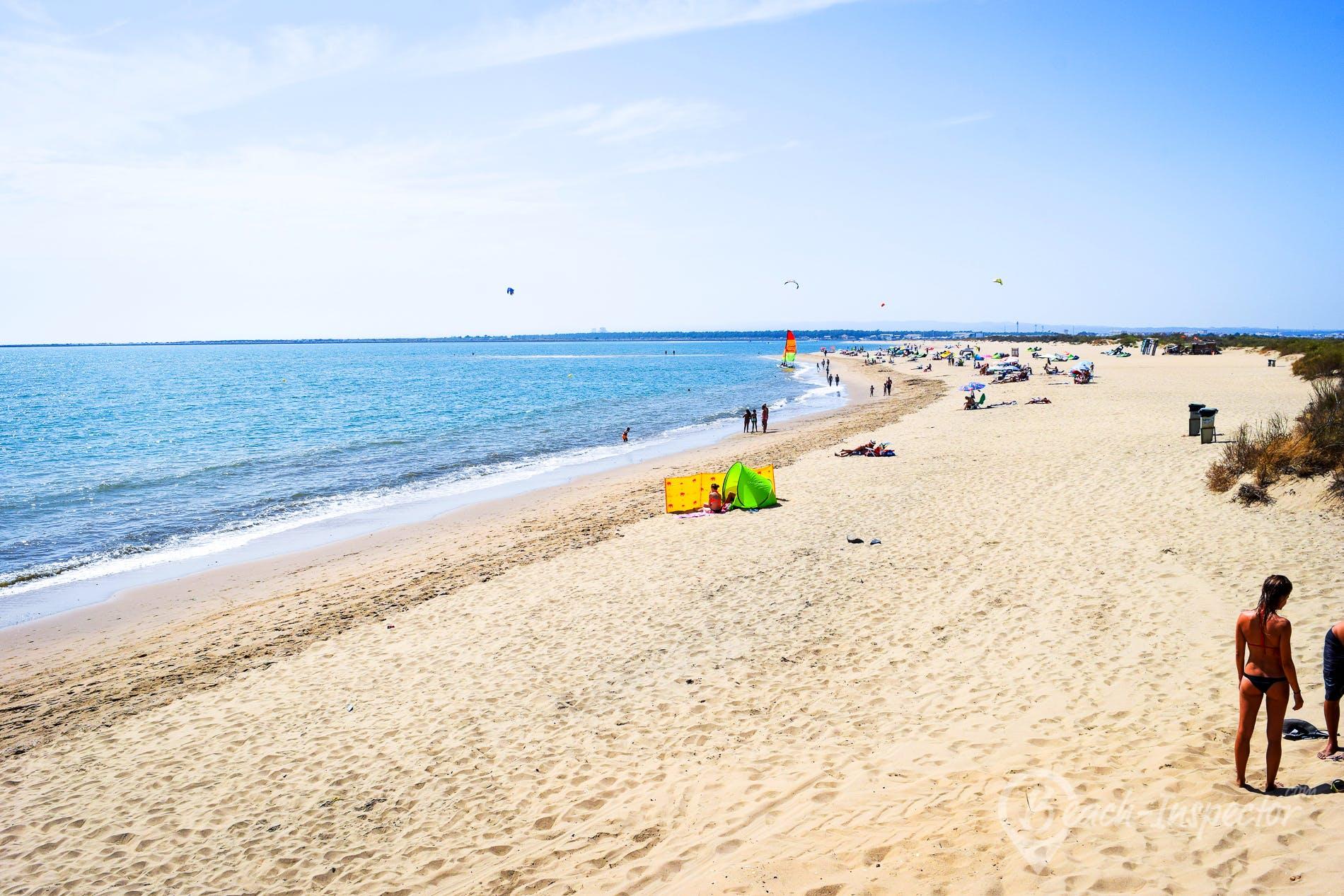 Playa Playa San Bruno, Costa de la Luz, España