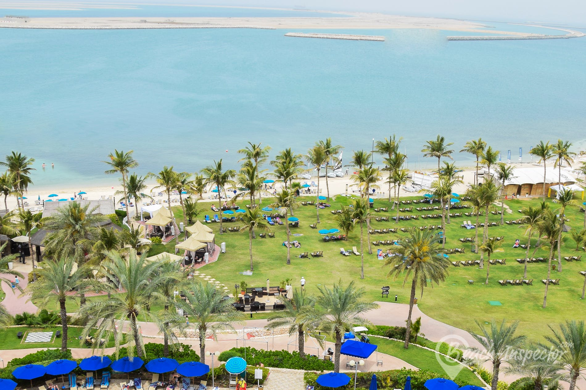 Playa JA Jebel Ali Golf Resort's Private Beach, Dubái,