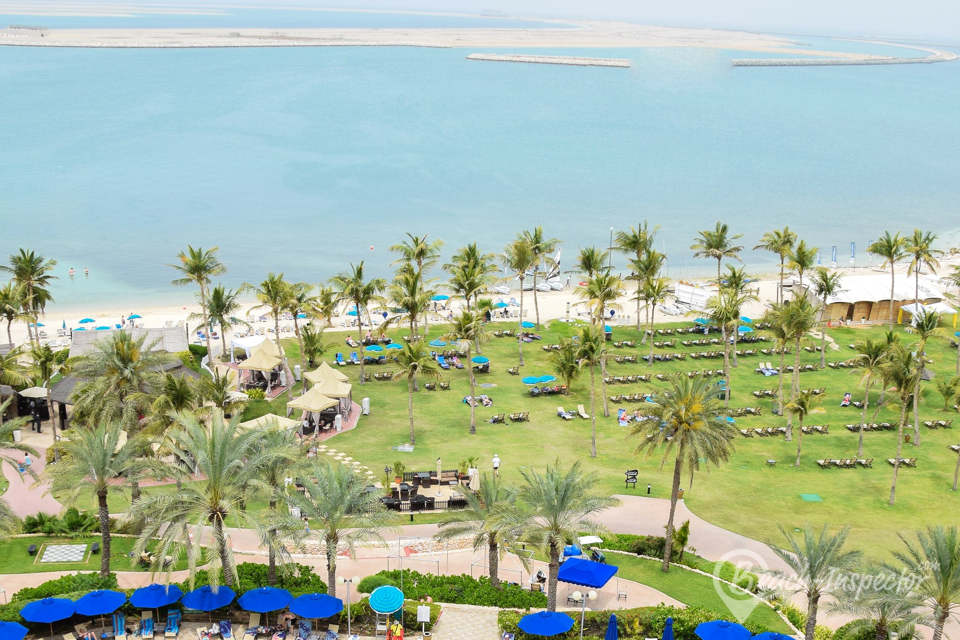 Playa JA Jebel Ali Golf Resort's Private Beach, Dubái,
