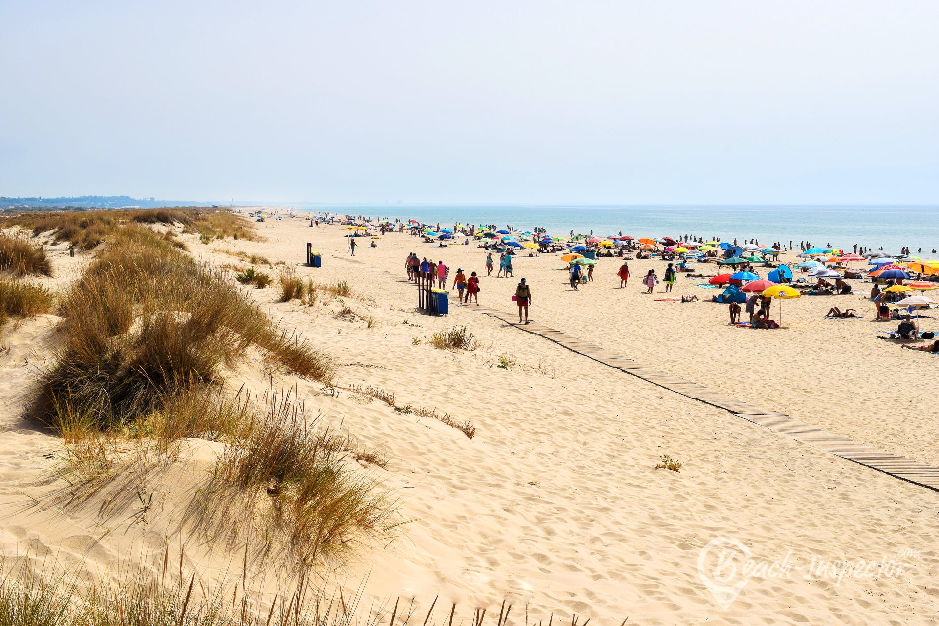 Playa Praia das Cabanas, Algarve, Portugal
