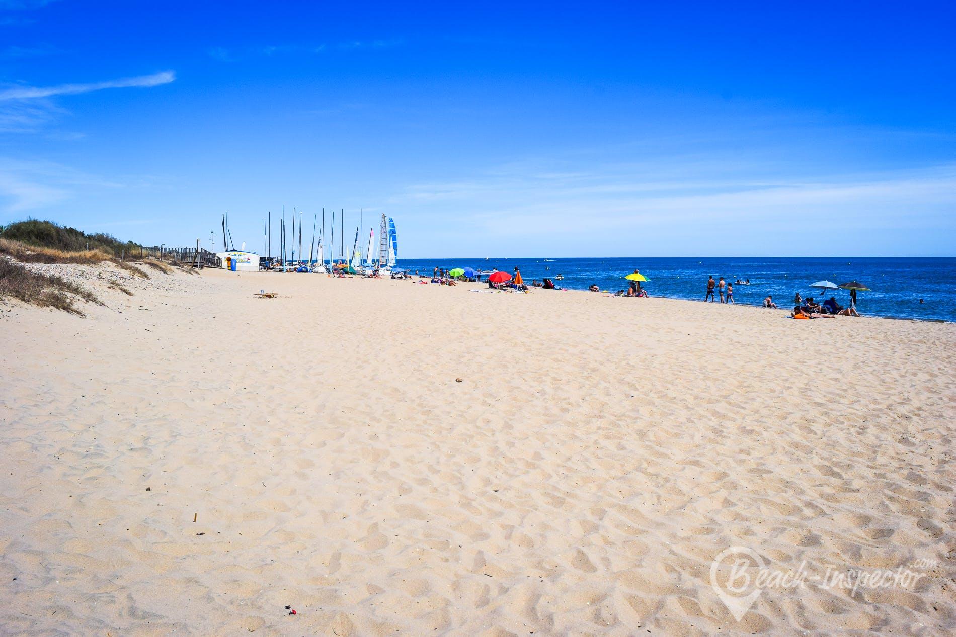 Playa Playa Urbasur, Costa de la Luz, España