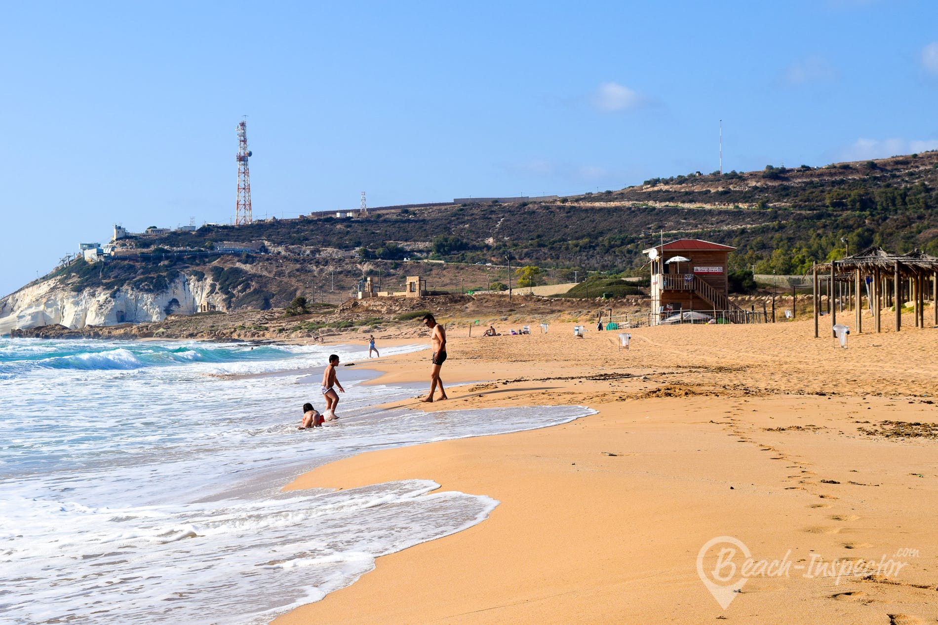 Playa Betzet Beach, Israel, Israel