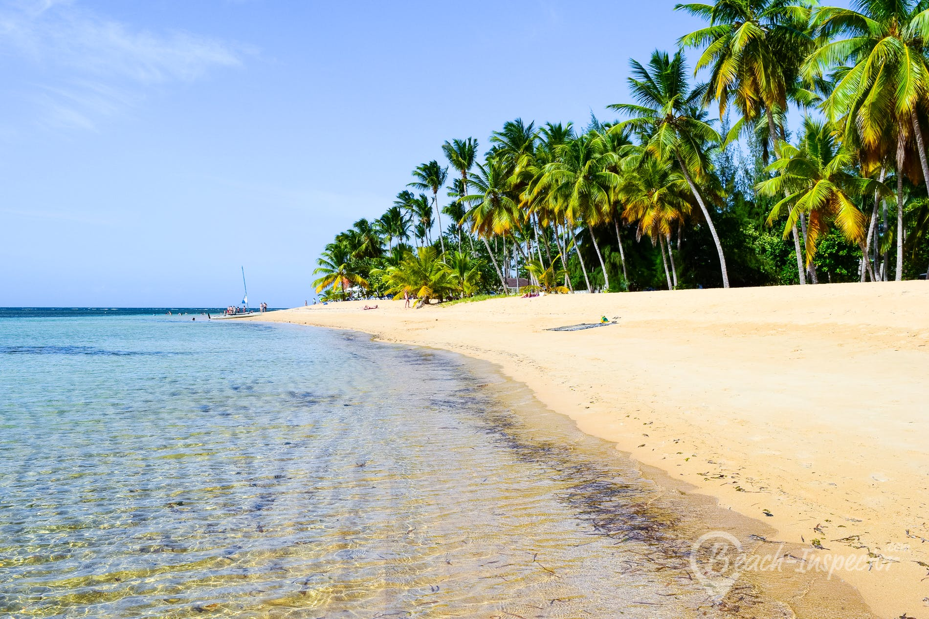Strand Playa Las Ballenas, Dominikanische Republik, Dominikanische Republik