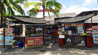 Foodcenter Nopparat Thara Beach