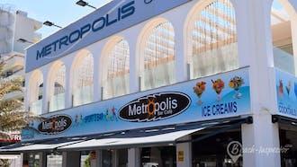 Metropolis Bar Café